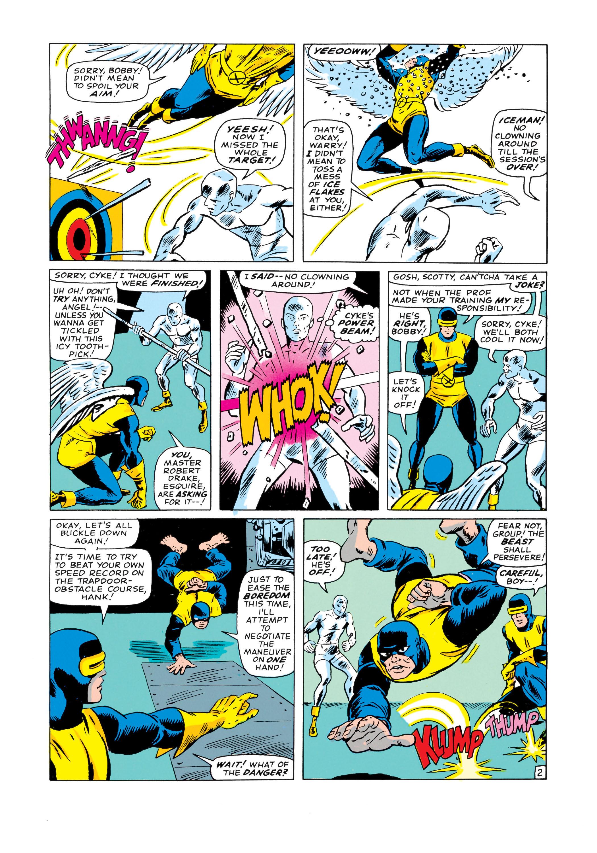 Read online Uncanny X-Men (1963) comic -  Issue #19 - 3