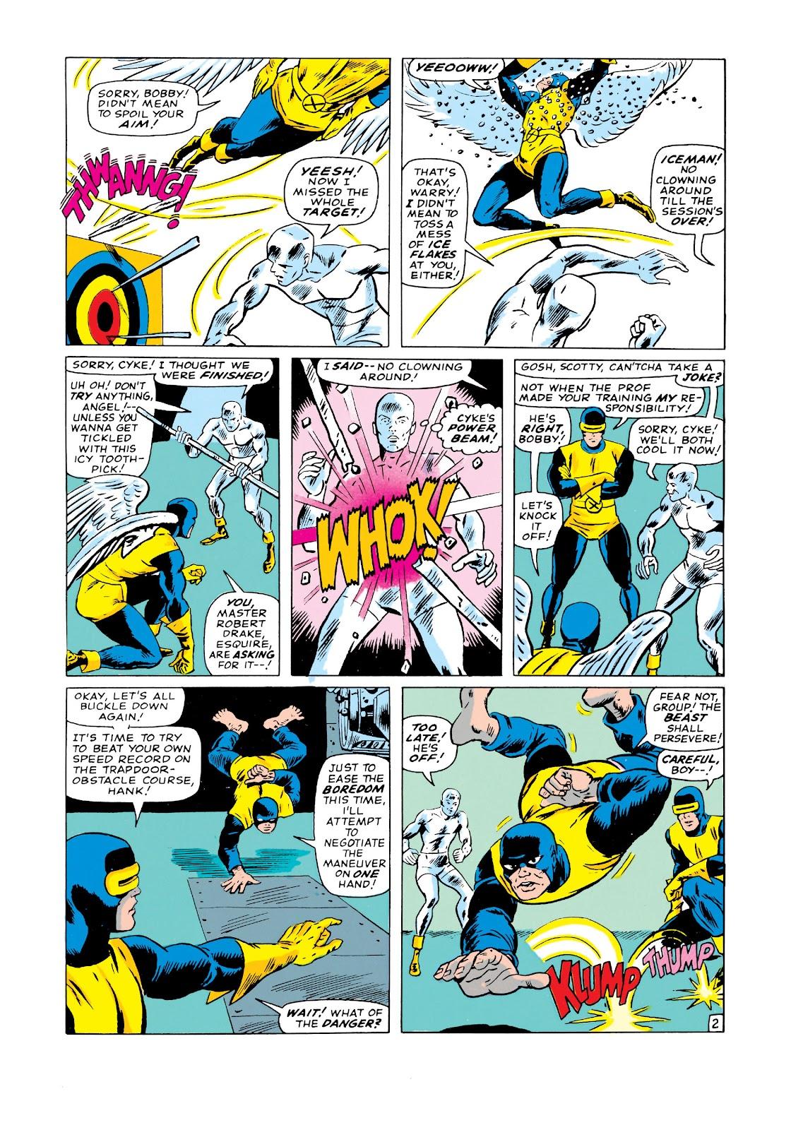 Uncanny X-Men (1963) issue 19 - Page 3