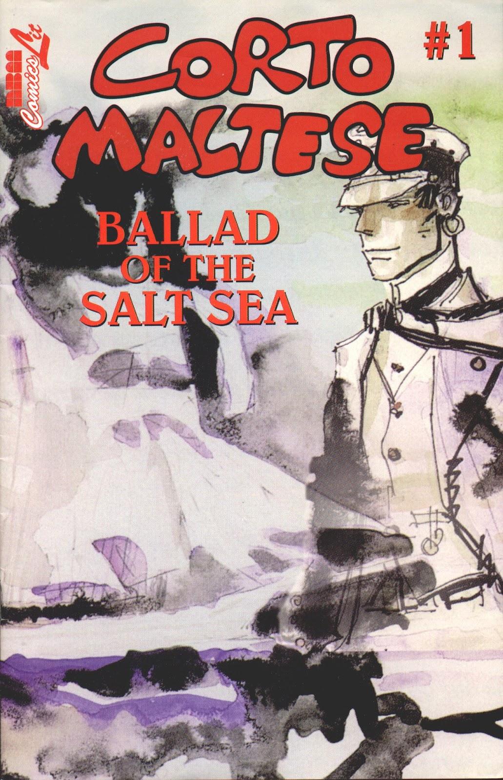 Corto Maltese: Ballad of the Salt Sea issue 1 - Page 1