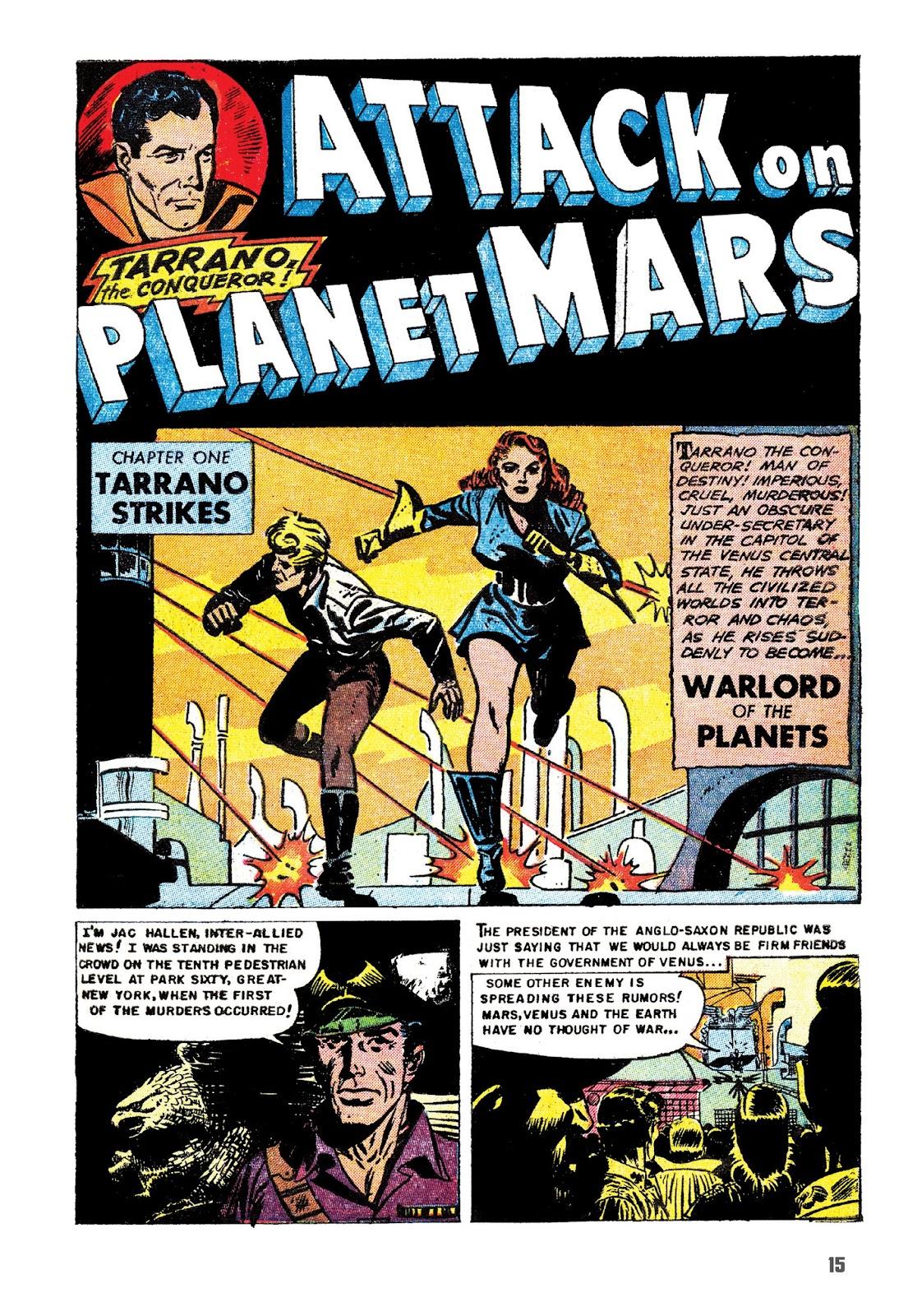 Read online The Joe Kubert Archives comic -  Issue # TPB (Part 1) - 26
