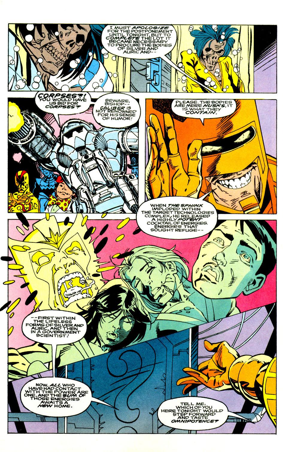 Read online Alpha Flight (1983) comic -  Issue #121 - 15