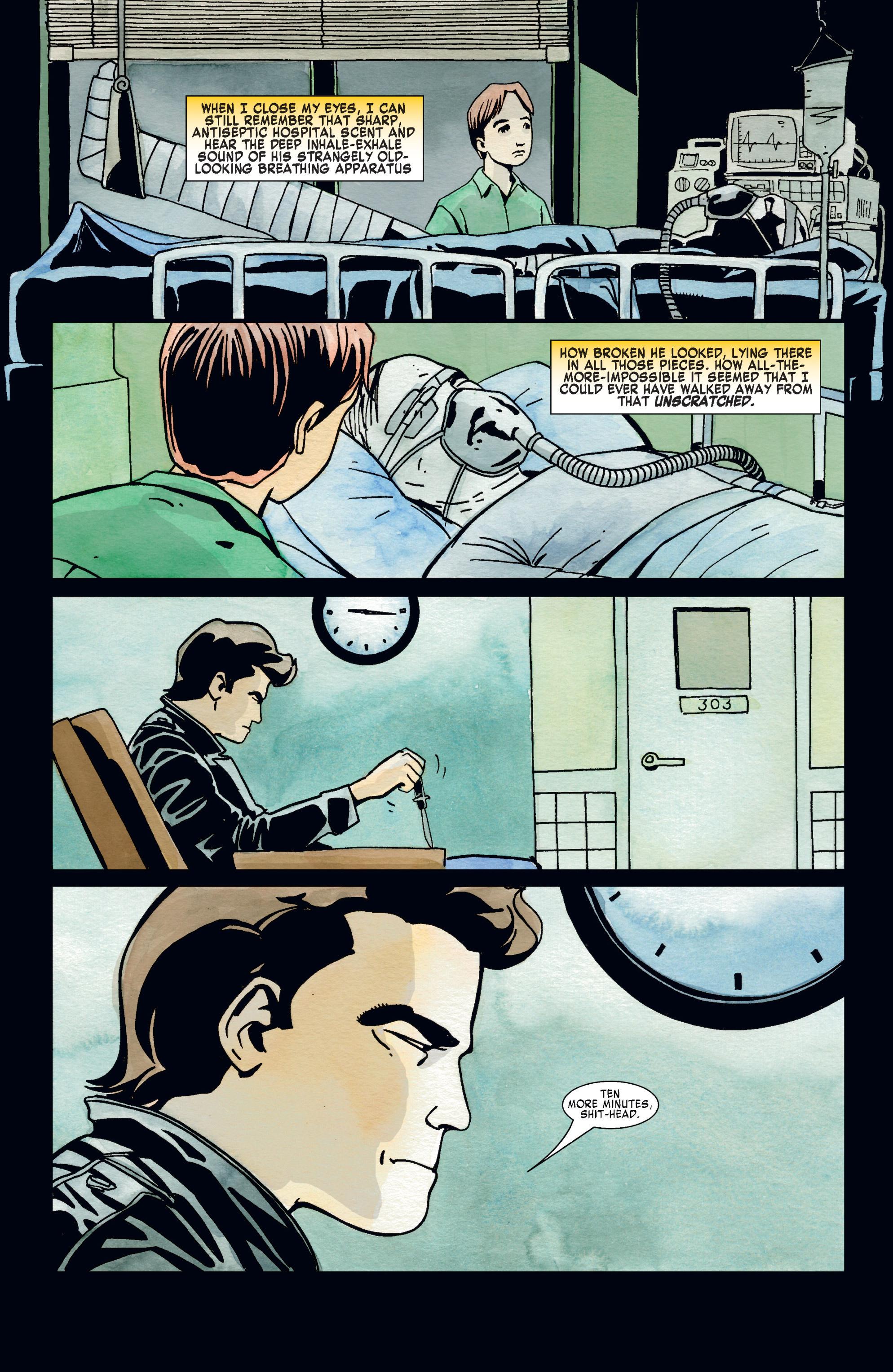 Read online American Jesus comic -  Issue # TPB - 46
