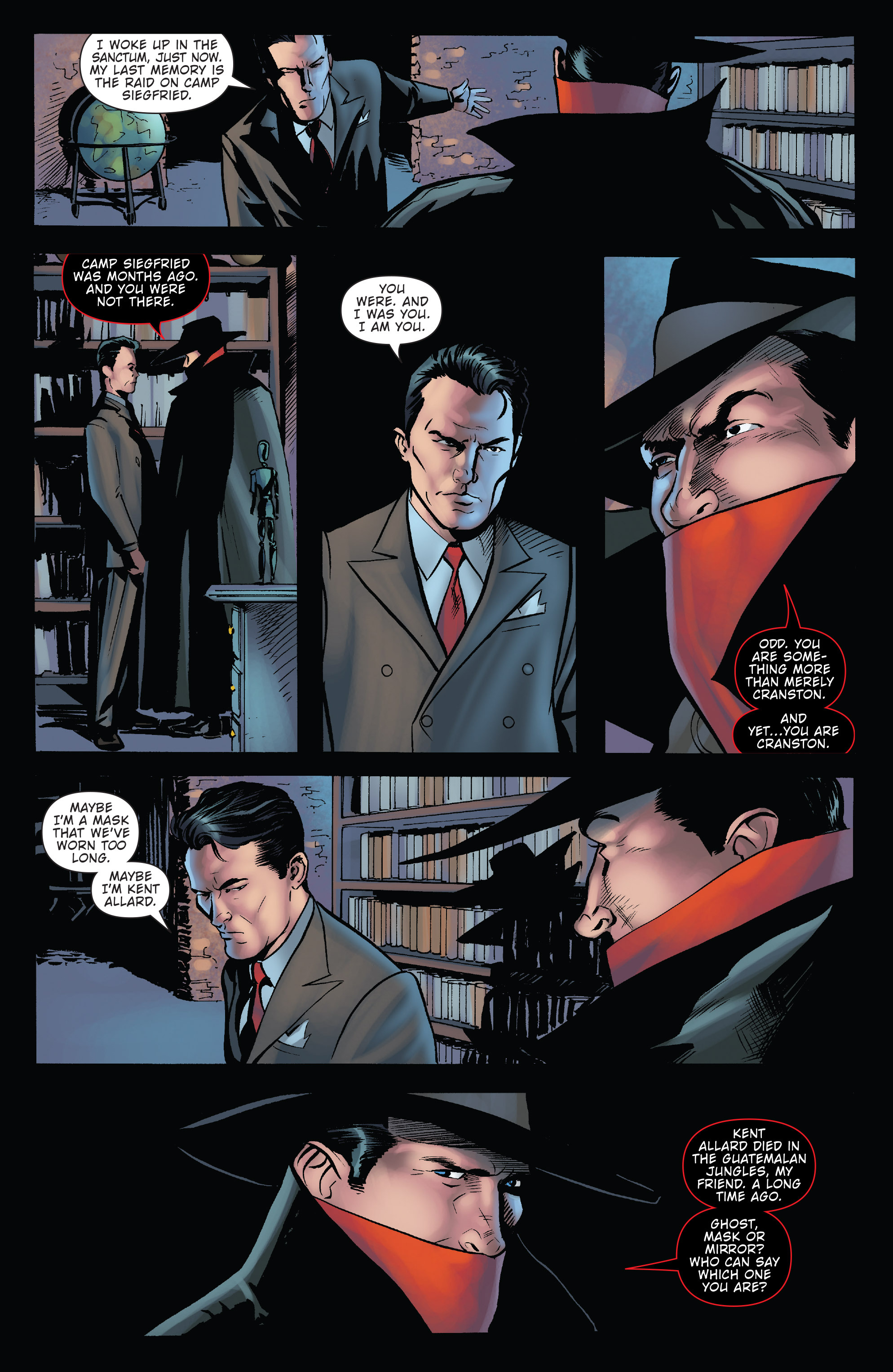 Read online Twilight Zone The Shadow comic -  Issue #1 - 11