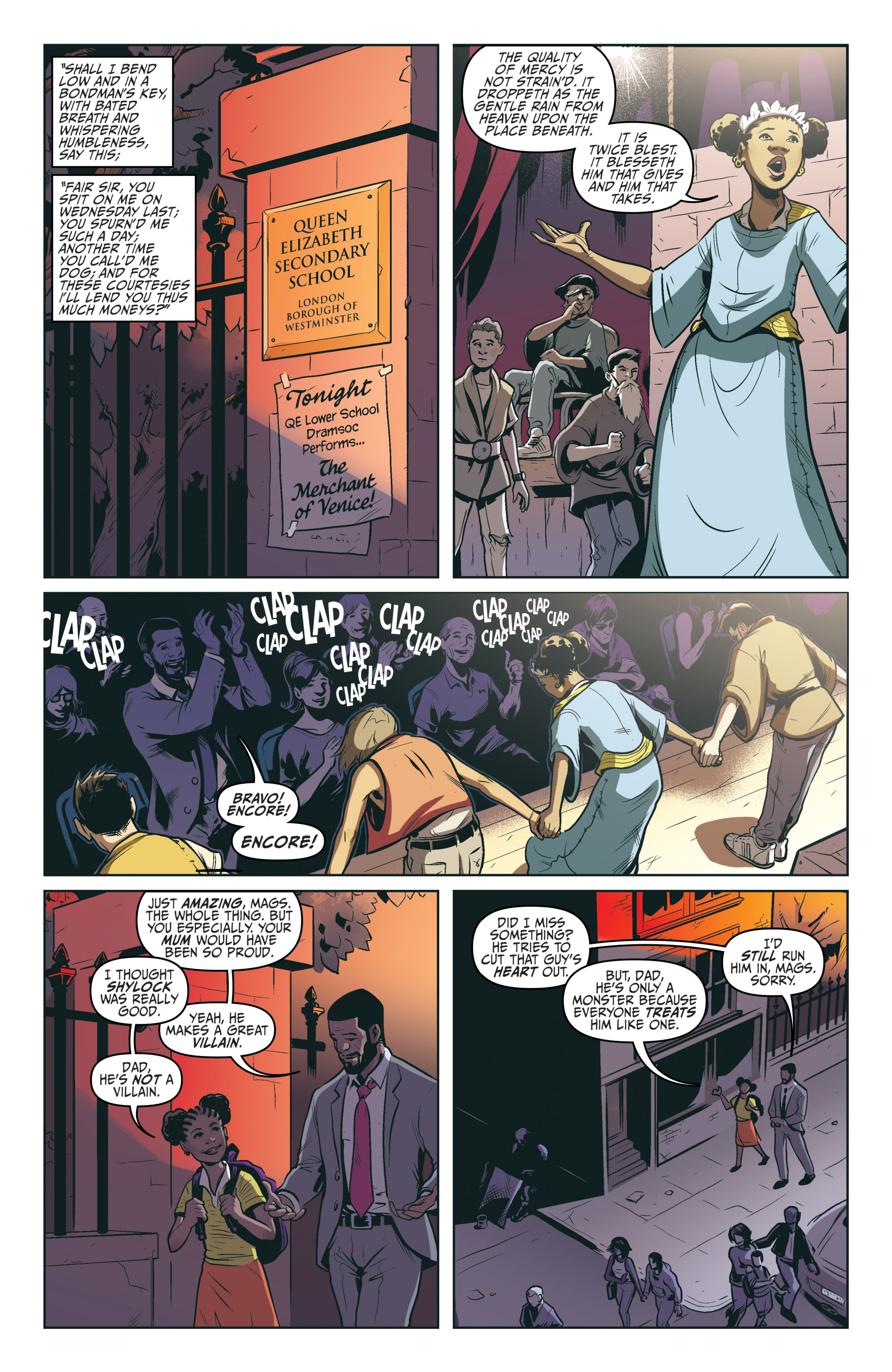 Read online Night Owl Society comic -  Issue #3 - 34
