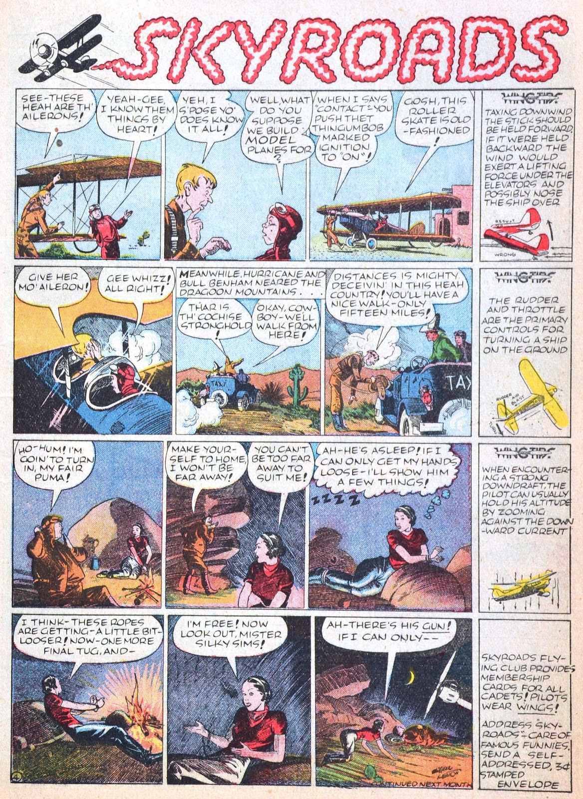 Read online Famous Funnies comic -  Issue #52 - 15