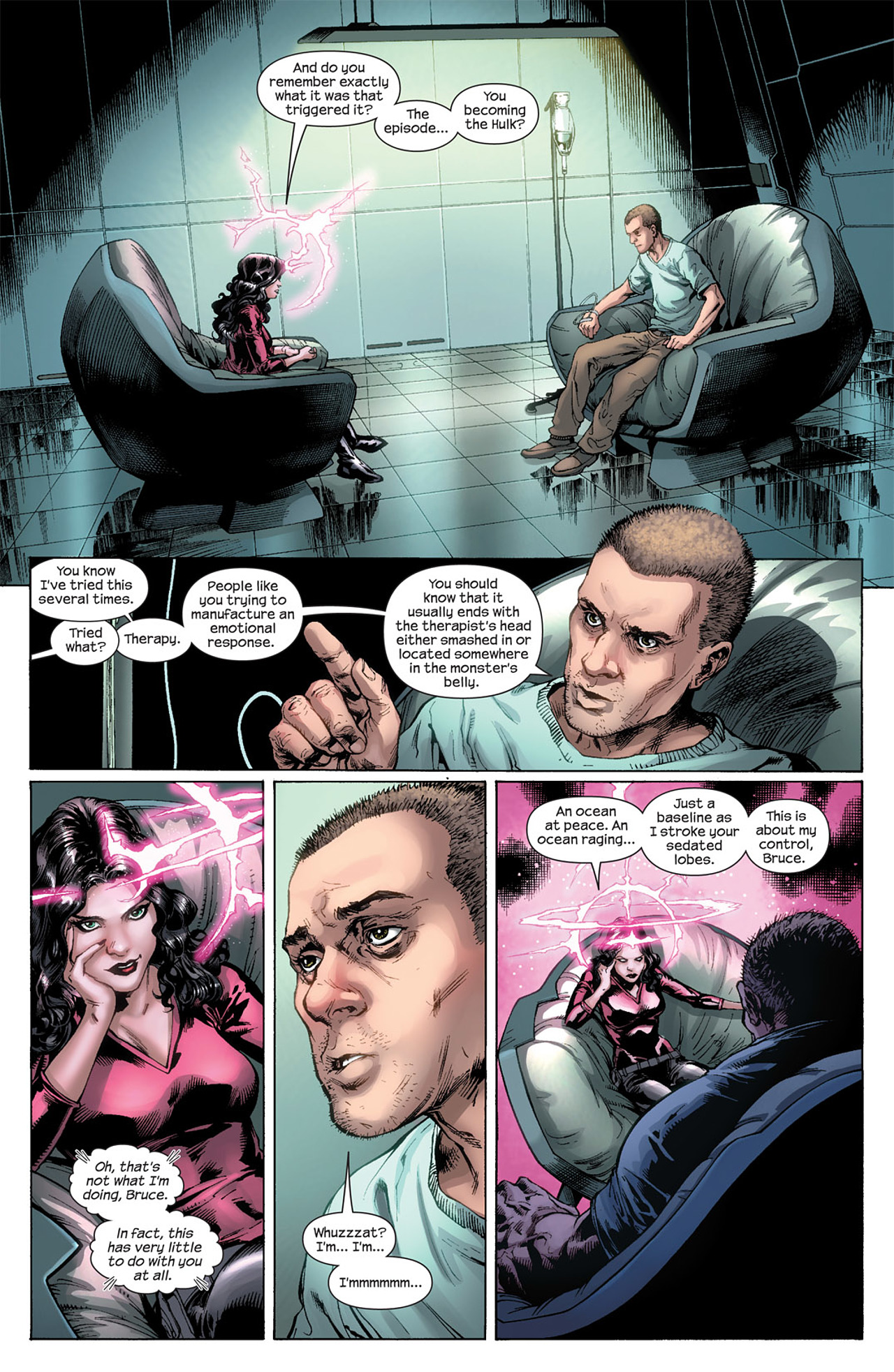Read online Ultimate Fallout comic -  Issue #3 - 19