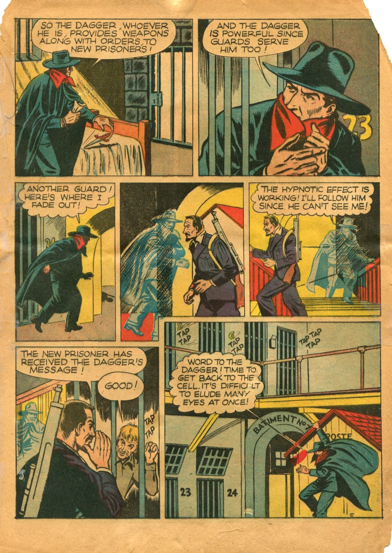 Read online Shadow Comics comic -  Issue #12 - 7