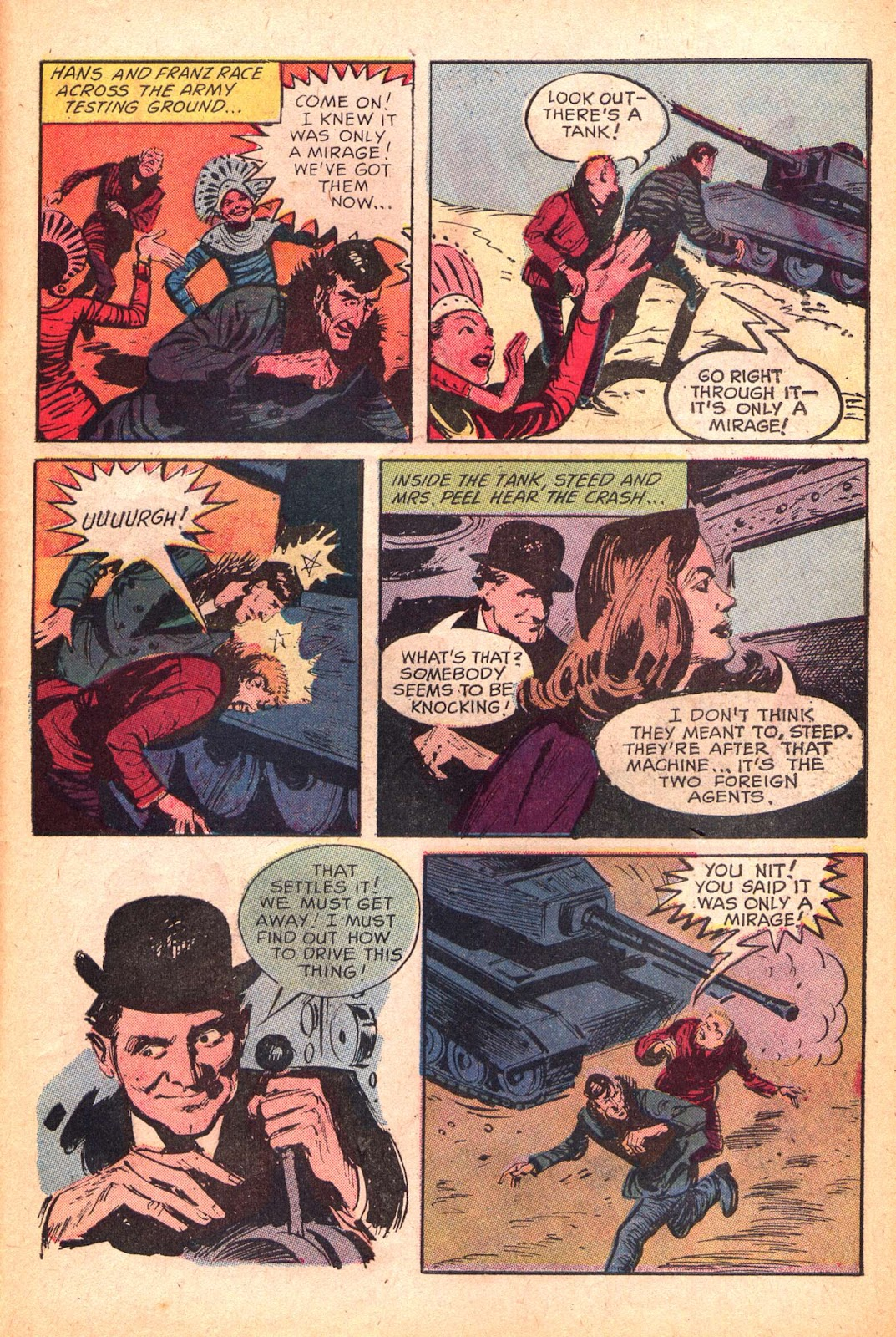 Read online The Avengers (1968) comic -  Issue # Full - 31