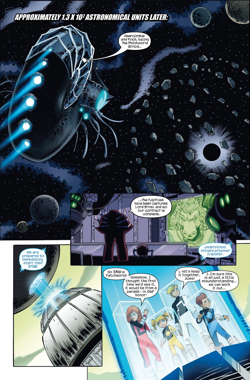 Read online Skrulls vs. Power Pack comic -  Issue #1 - 12
