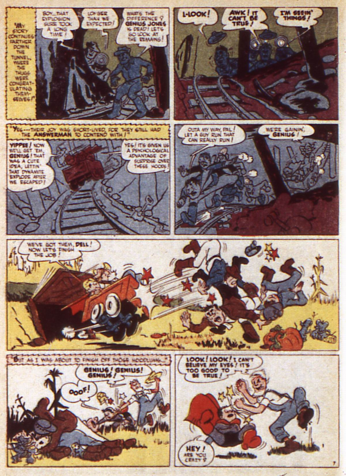 Read online Adventure Comics (1938) comic -  Issue #85 - 44