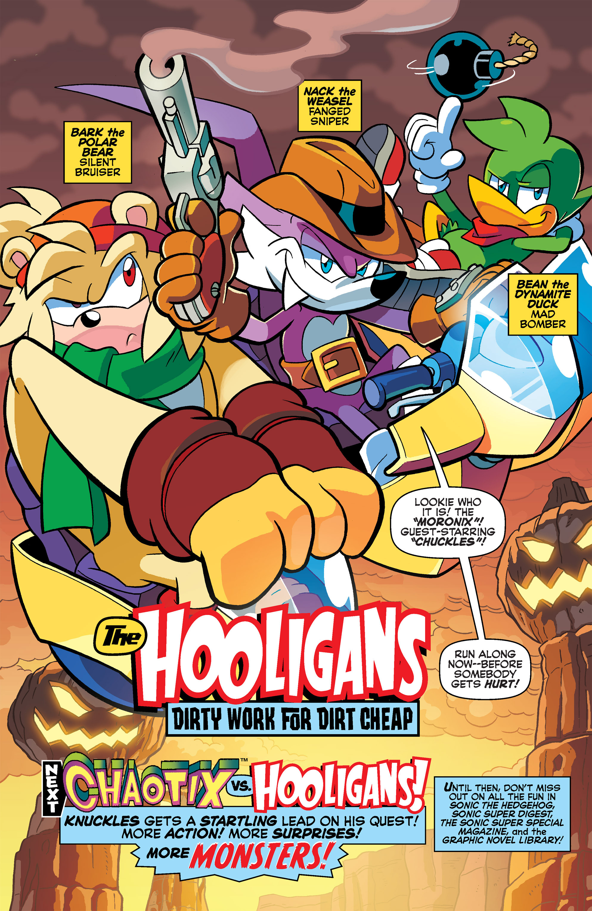 Read online Sonic Universe comic -  Issue #63 - 22