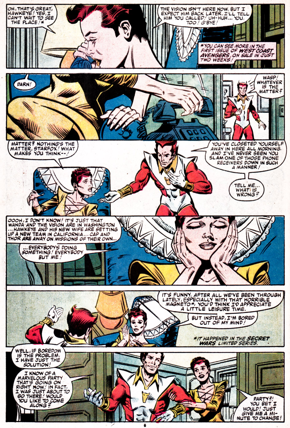 The Avengers (1963) 246 Page 6