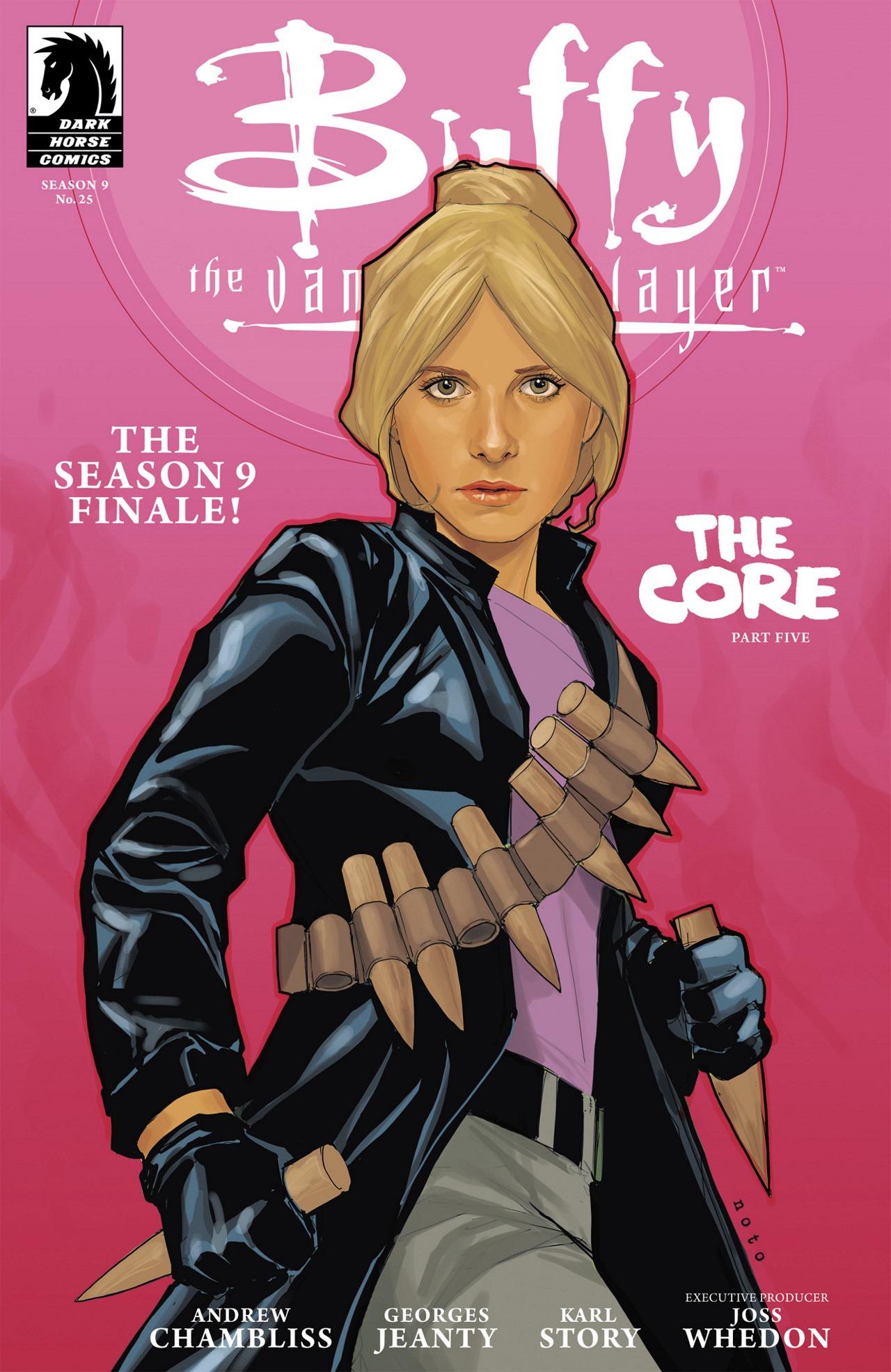 Buffy the Vampire Slayer Season Nine 25 Page 1