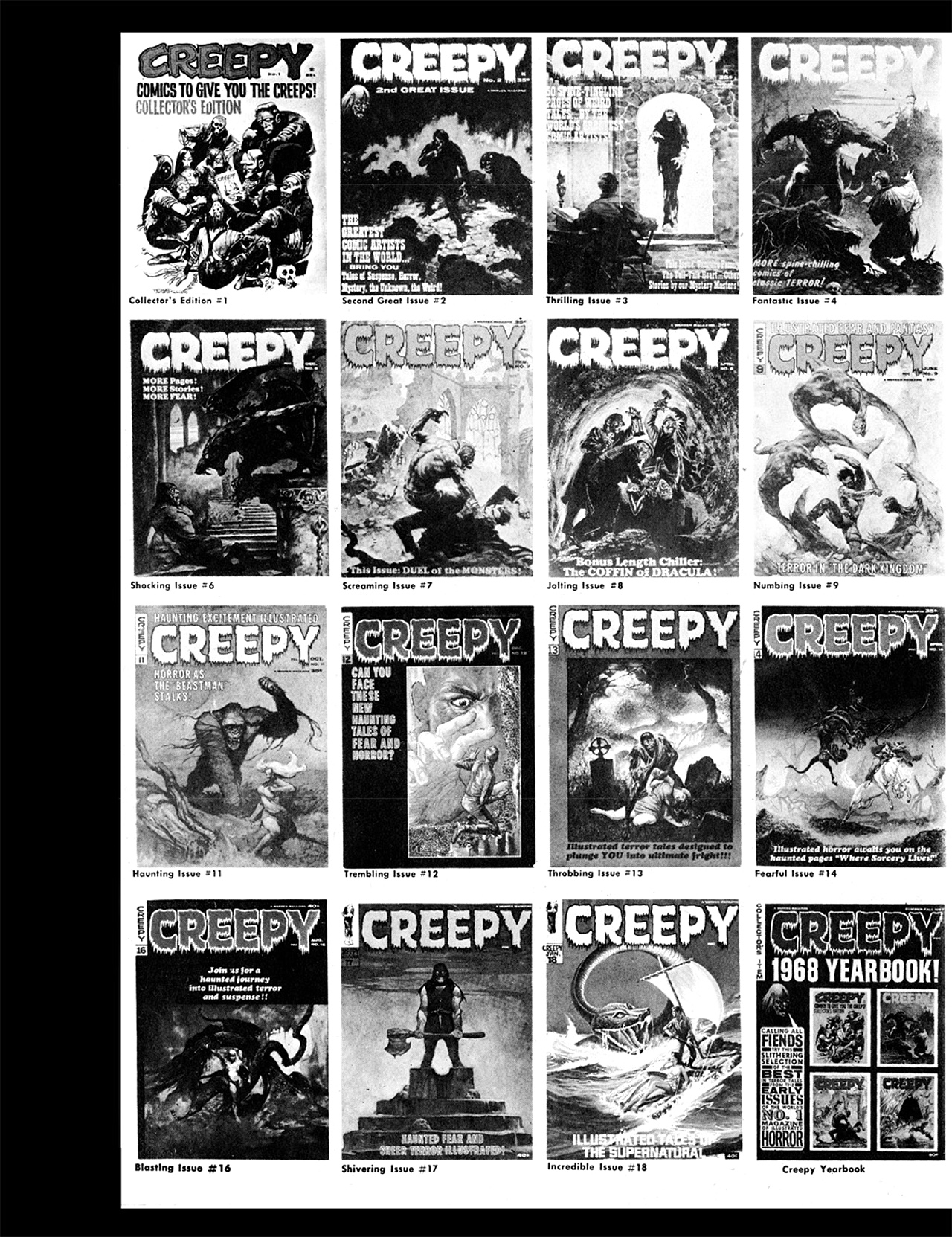 Read online Eerie Archives comic -  Issue # TPB 5 - 91