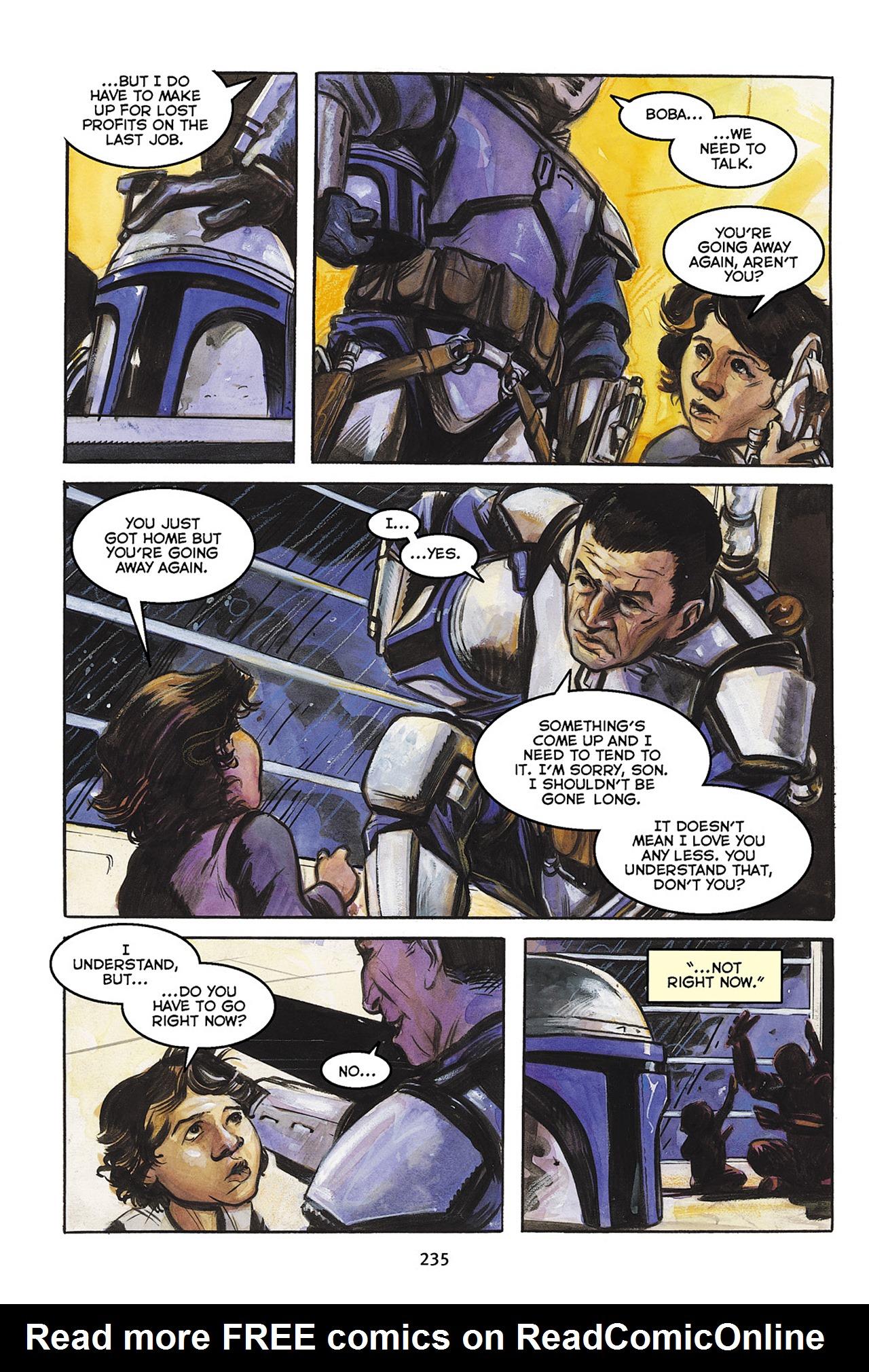 Read online Star Wars Omnibus comic -  Issue # Vol. 10 - 234