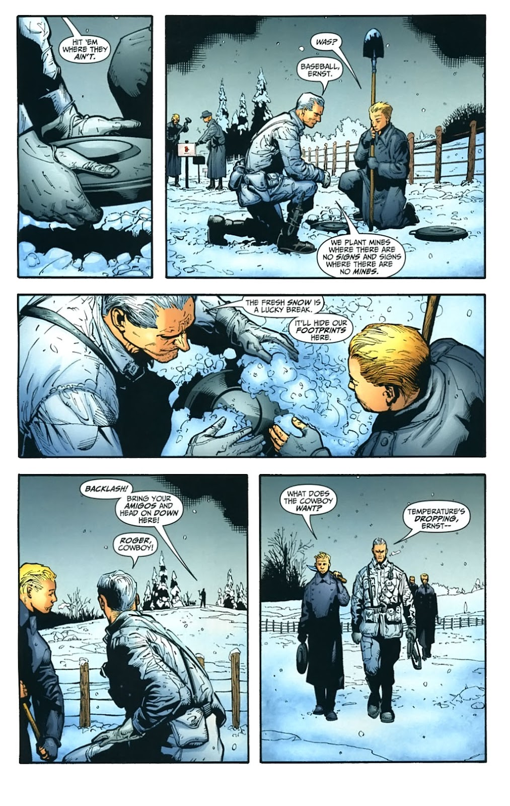 Team Zero Issue #5 #5 - English 16