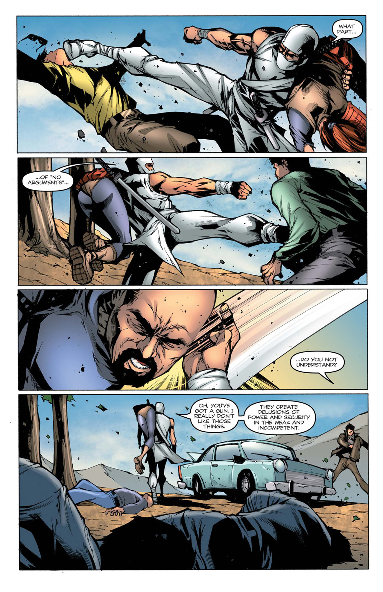 G.I. Joe: A Real American Hero 160 Page 9