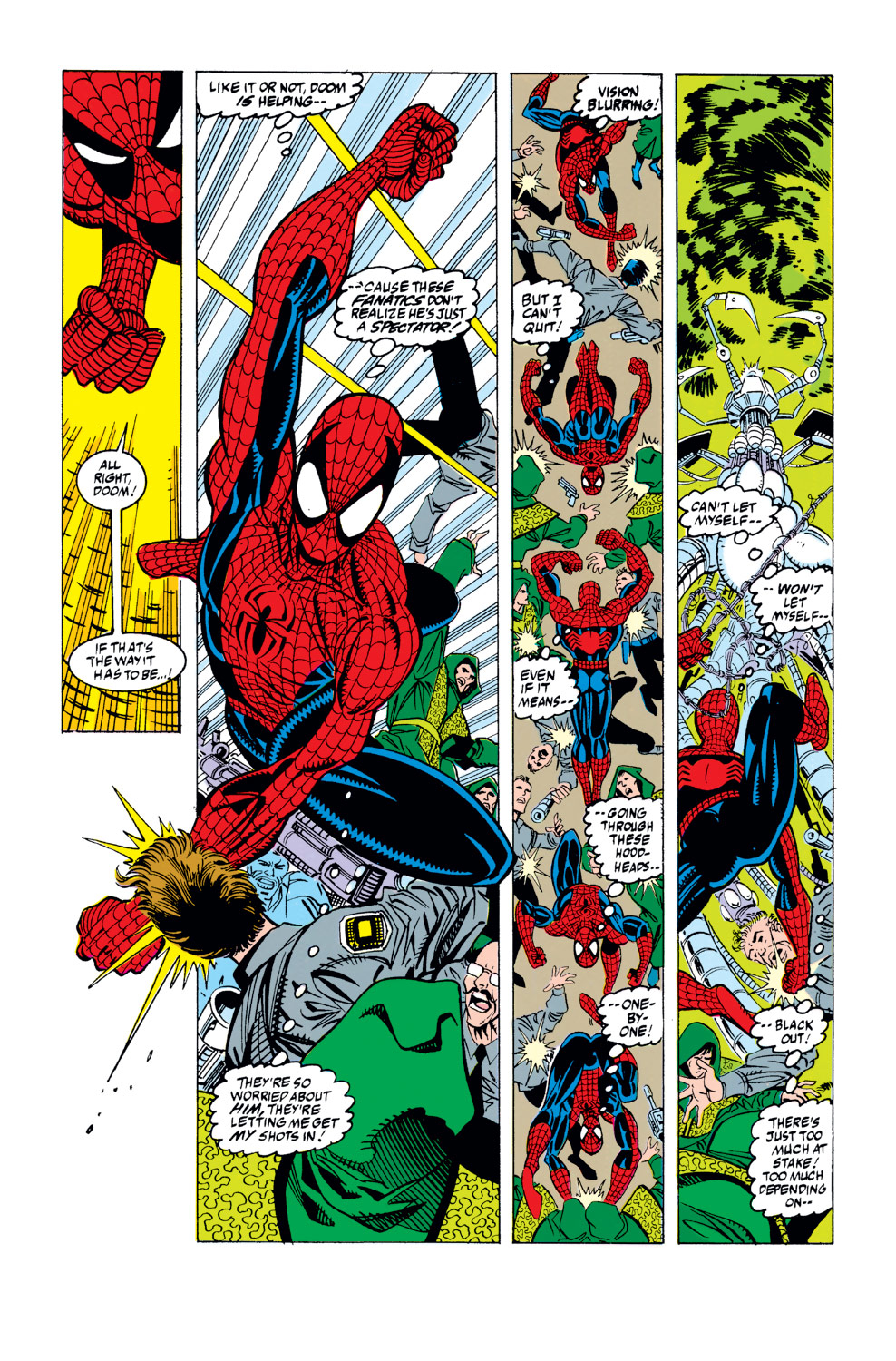 The Amazing Spider-Man (1963) 350 Page 30