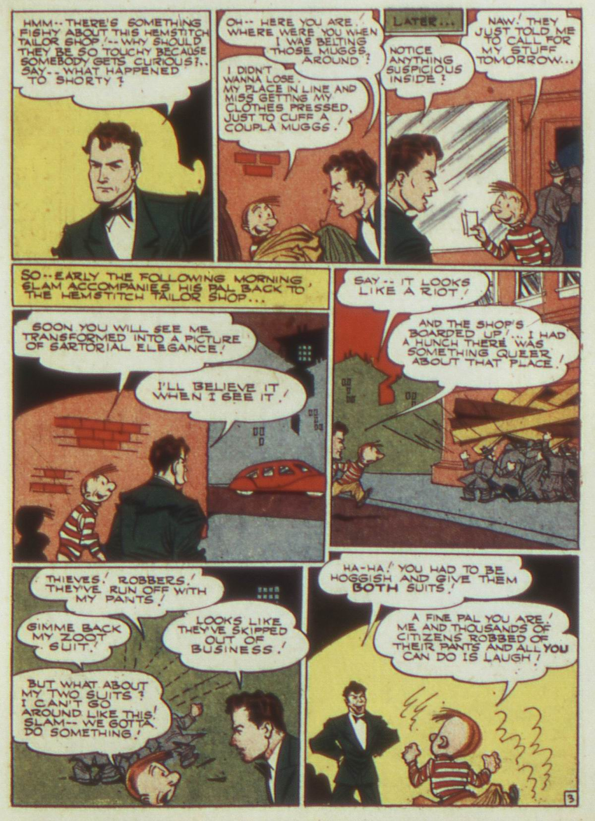 Read online Detective Comics (1937) comic -  Issue #82 - 19