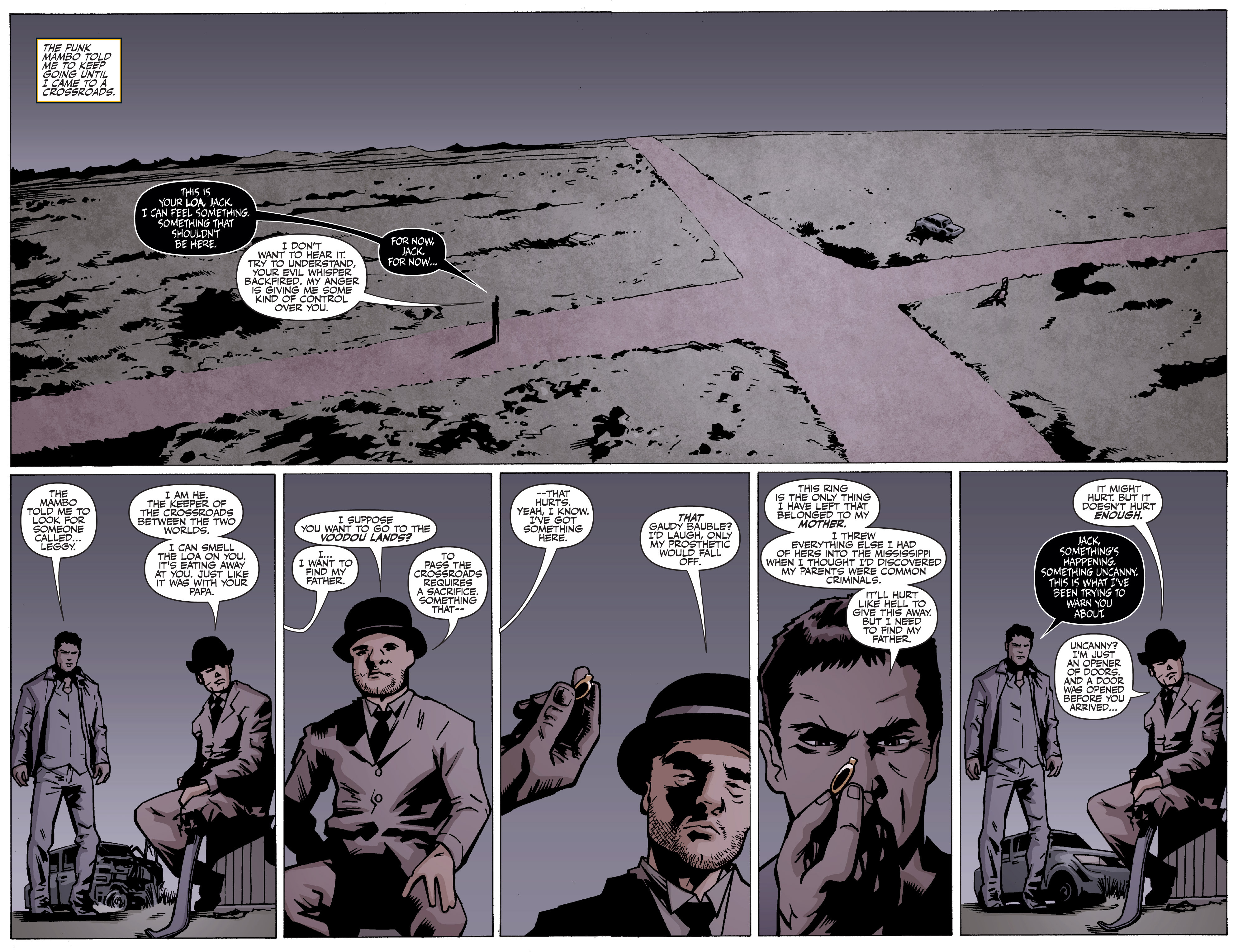 Read online Shadowman: End Times comic -  Issue #2 - 15