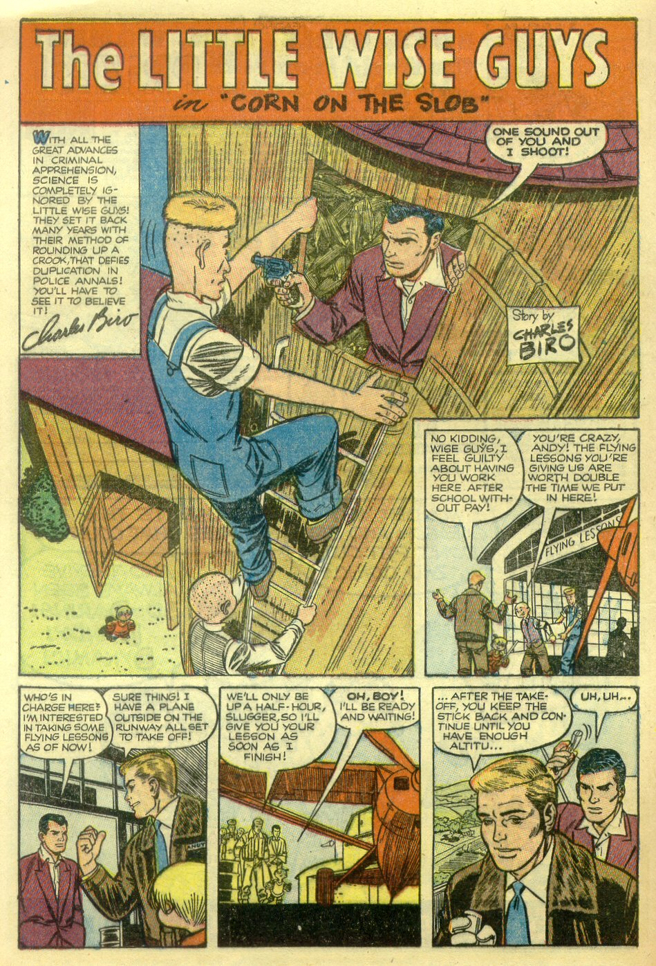 Daredevil (1941) issue 108 - Page 28