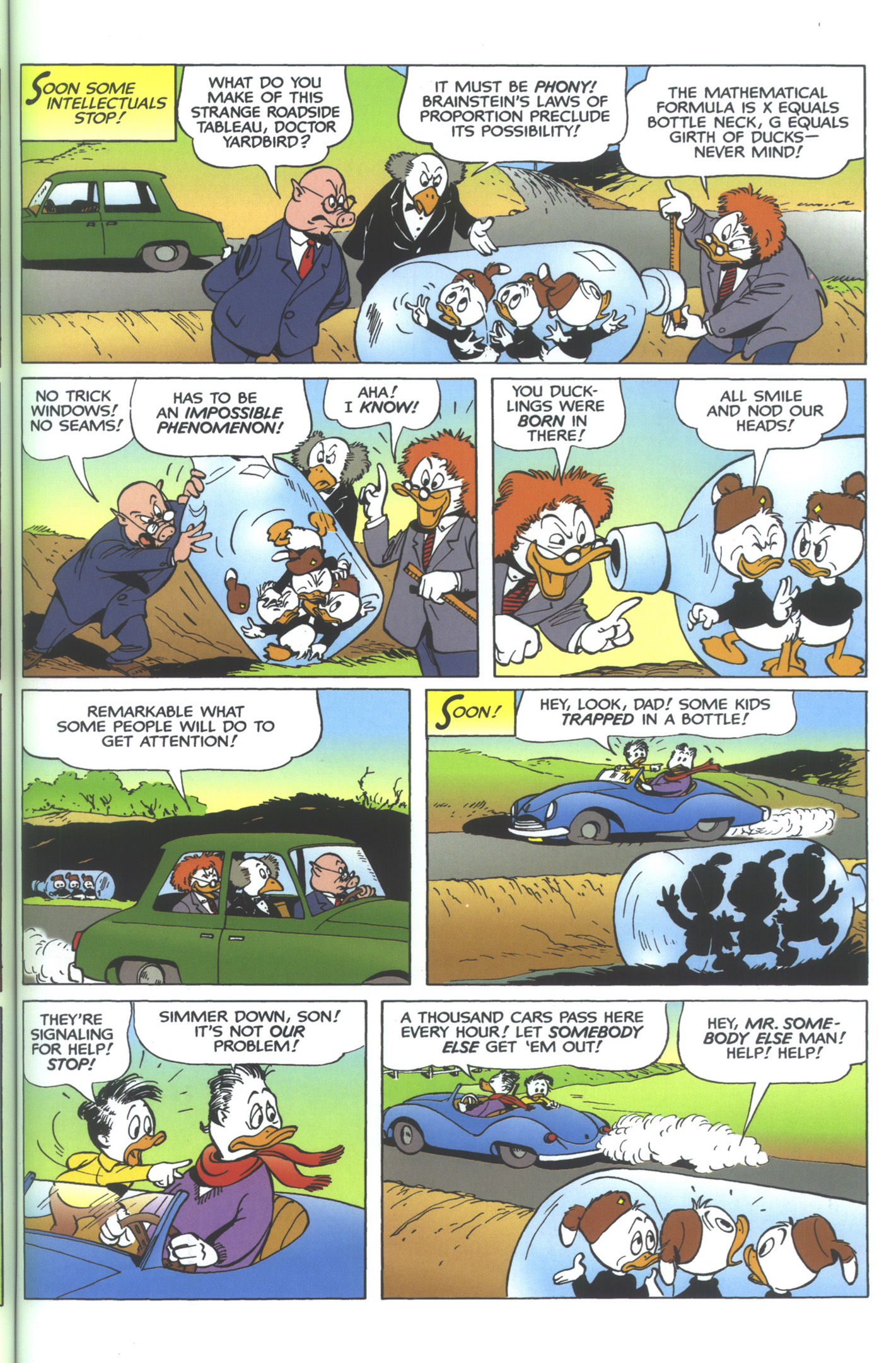 Read online Uncle Scrooge (1953) comic -  Issue #355 - 47