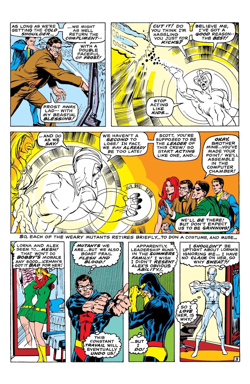 Uncanny X-Men (1963) issue 65 - Page 4