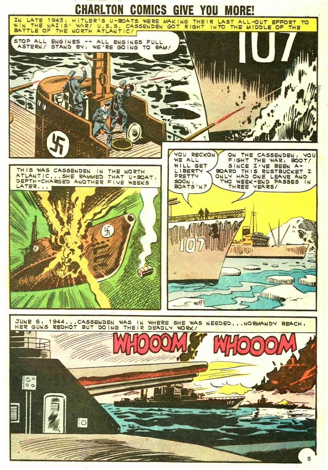 Read online Fightin' Navy comic -  Issue #110 - 13
