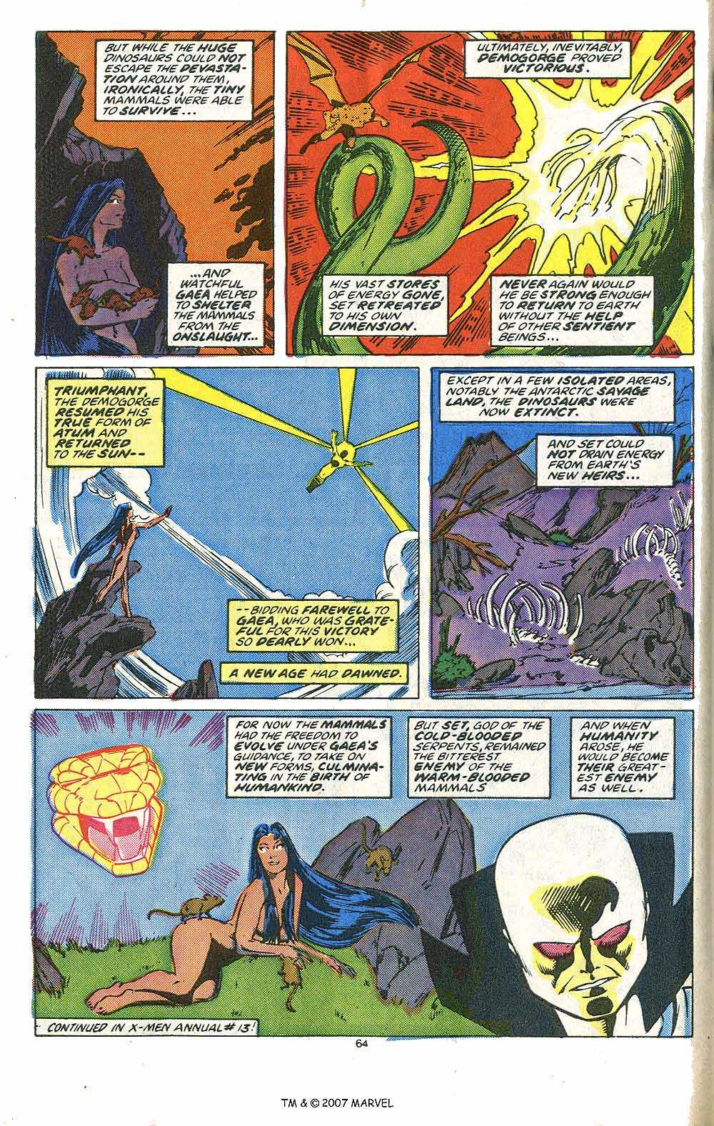 Iron Man Annual issue 10 - Page 66