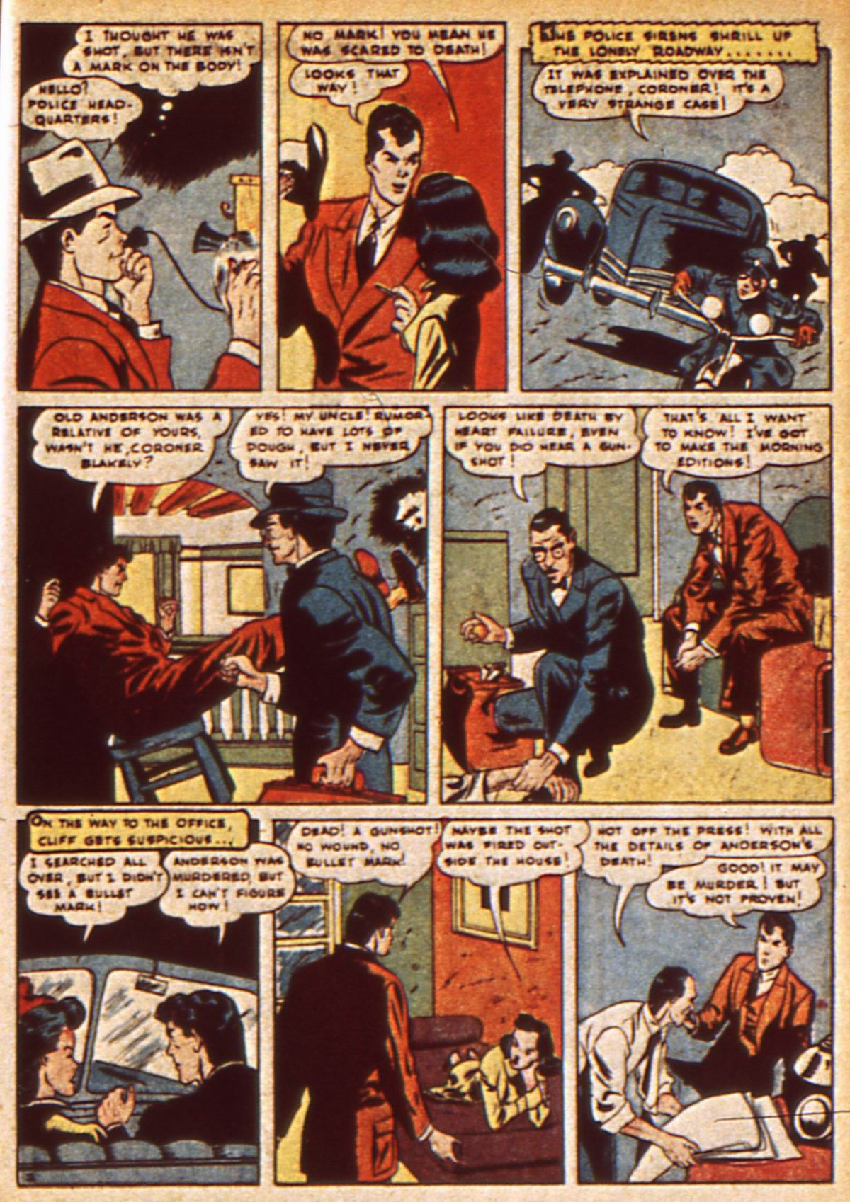 Read online Detective Comics (1937) comic -  Issue #47 - 53