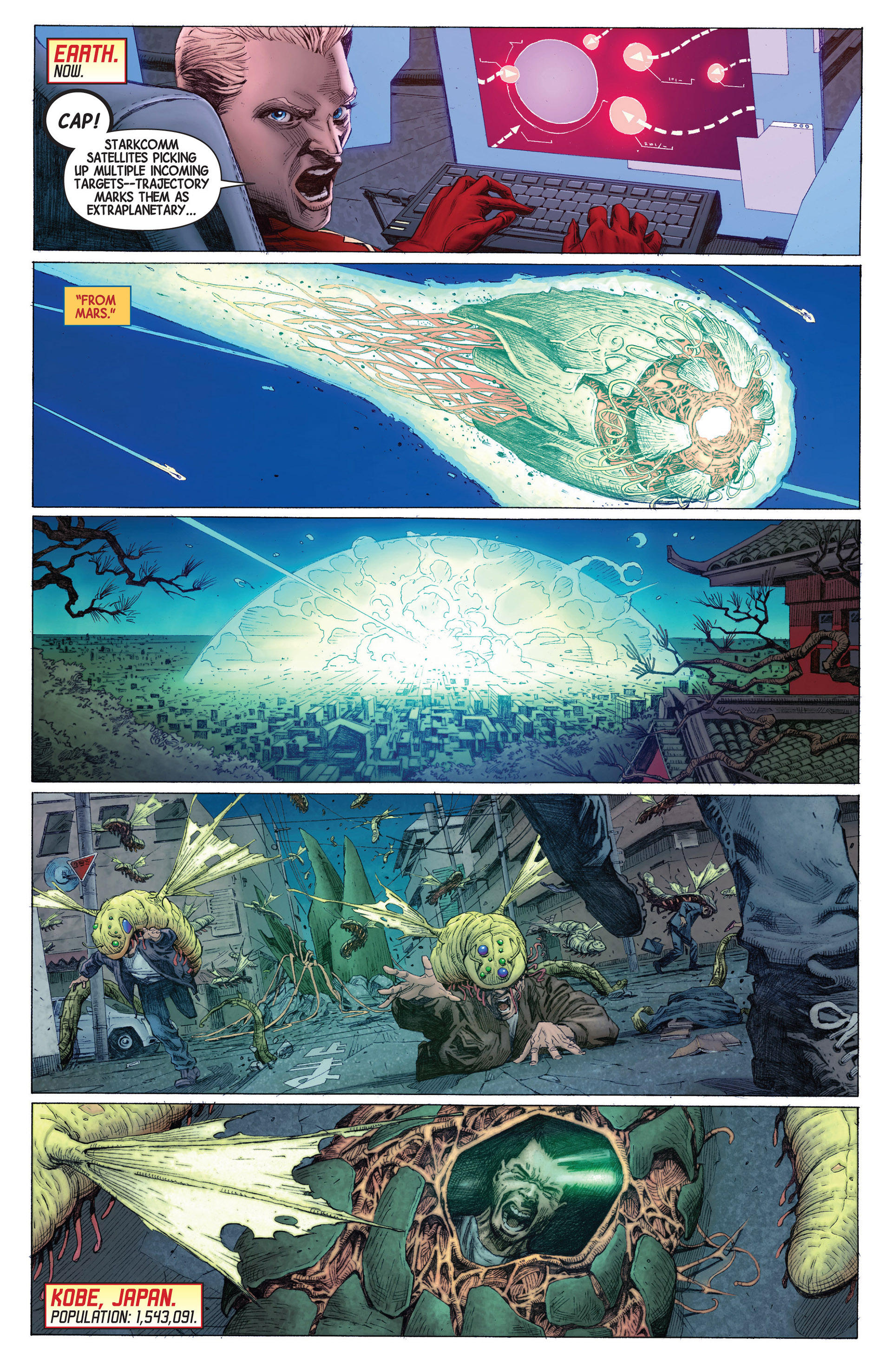 Read online Avengers (2013) comic -  Issue #2 - 18