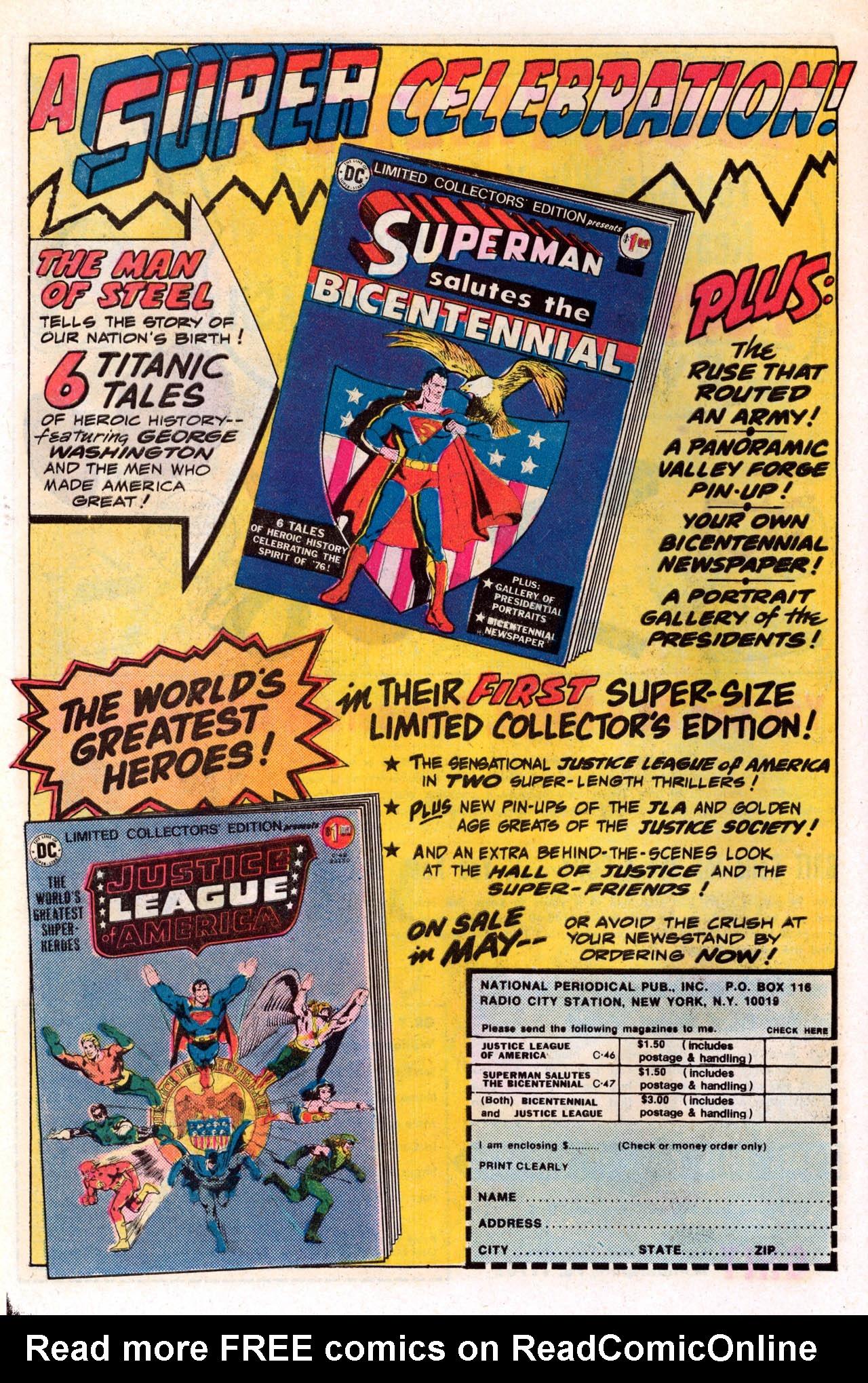 Read online Secret Society of Super-Villains comic -  Issue #2 - 14