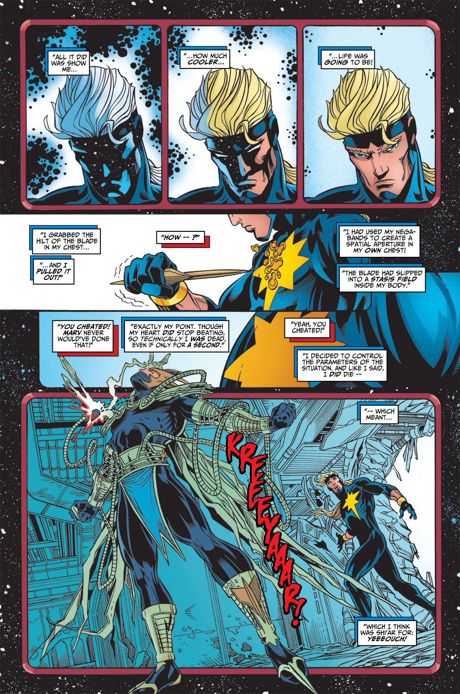 Captain Marvel (1999) Issue #14 #15 - English 21