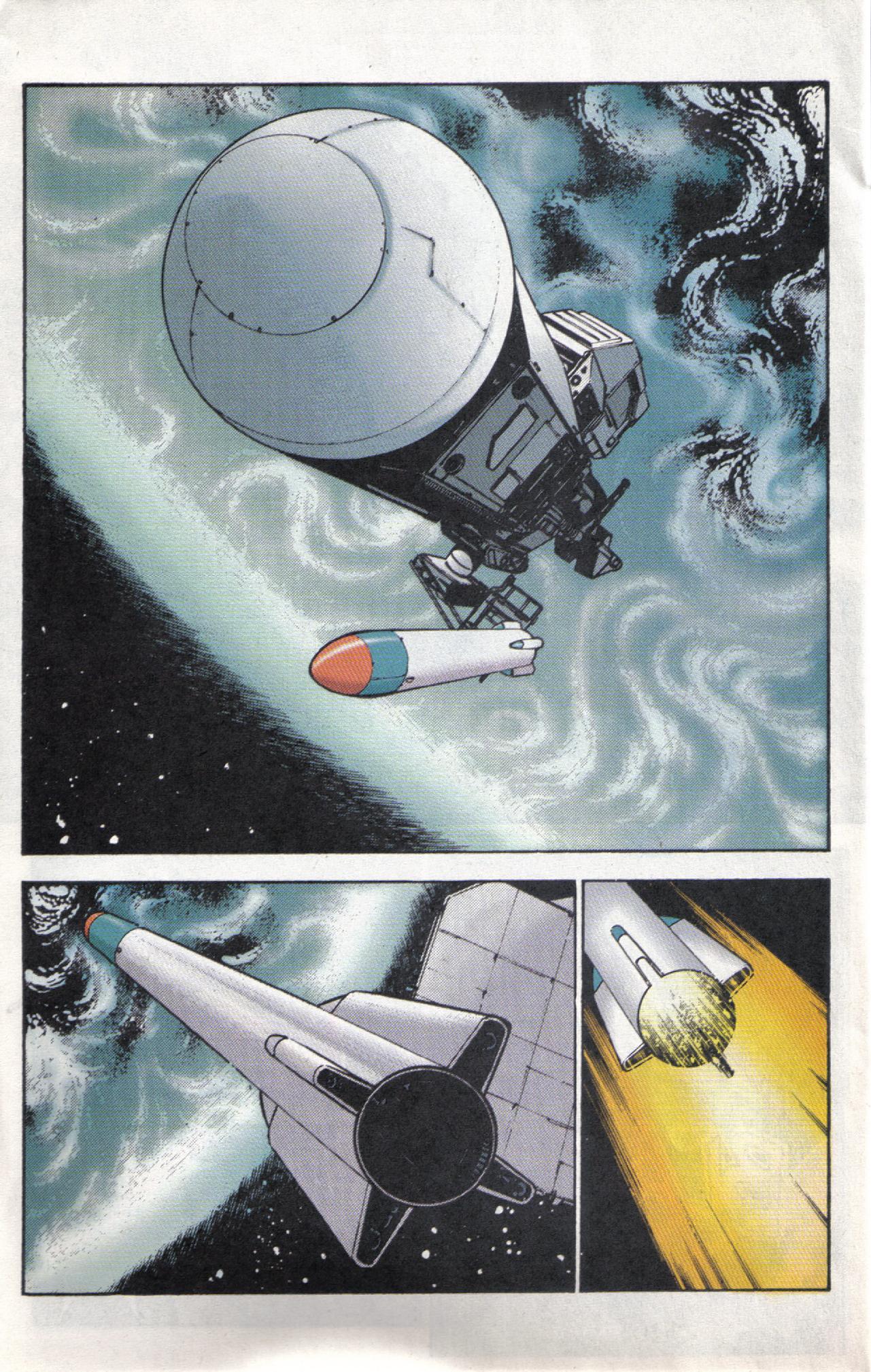 Read online Dark Horse Classics: Terror of Godzilla comic -  Issue #3 - 20