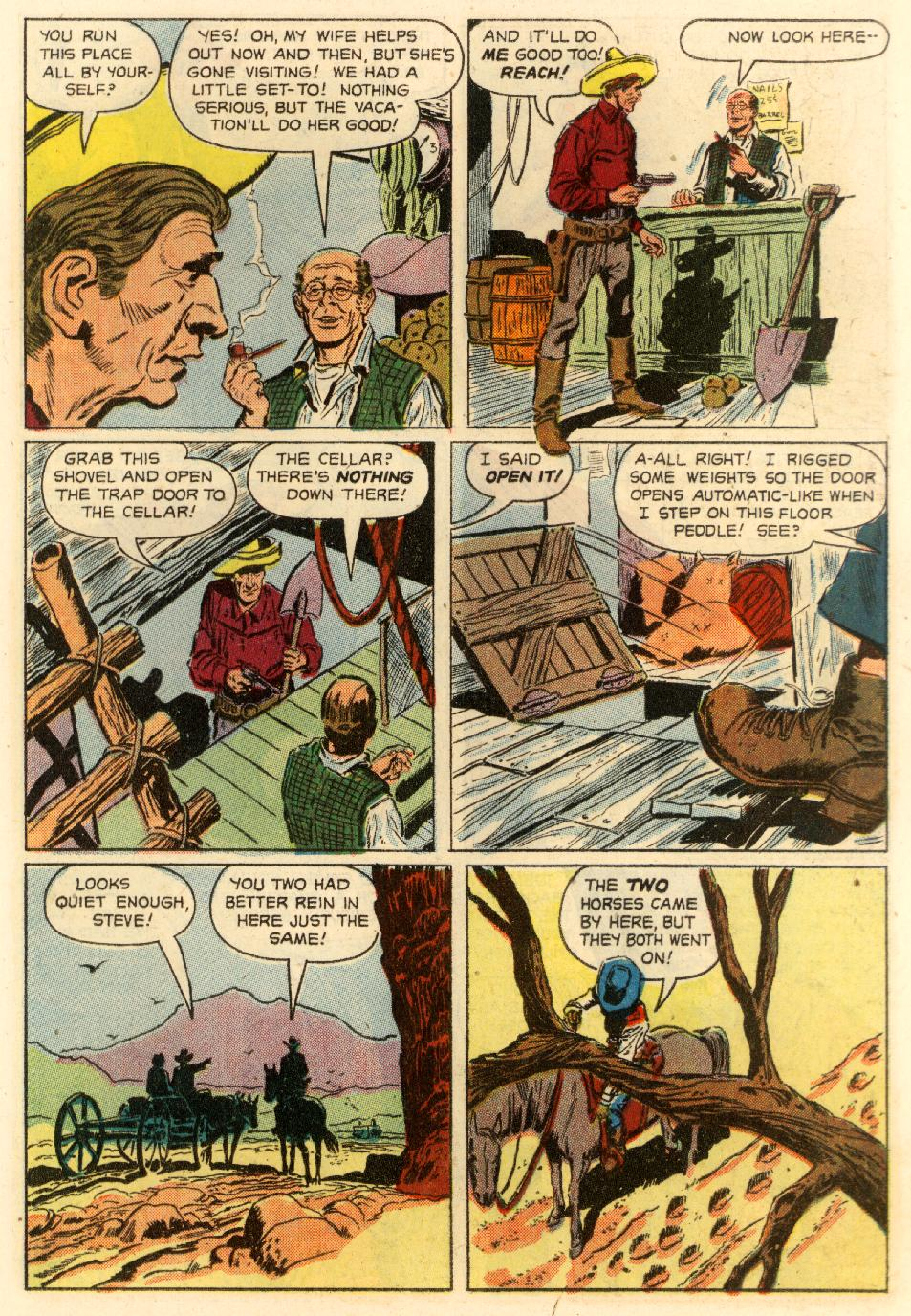 Four Color Comics issue 768 - Page 25