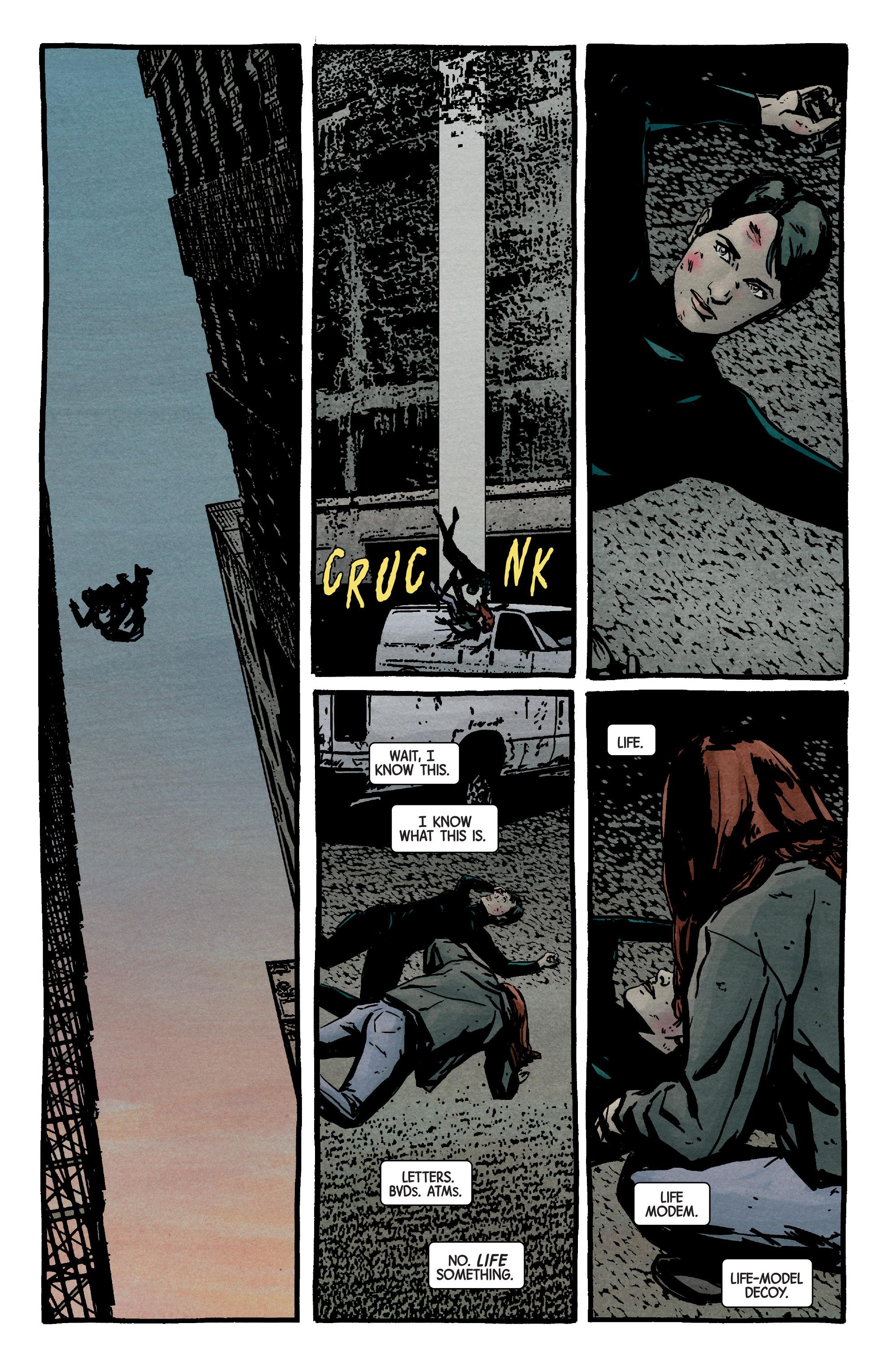 Read online Jessica Jones (2016) comic -  Issue #8 - 18
