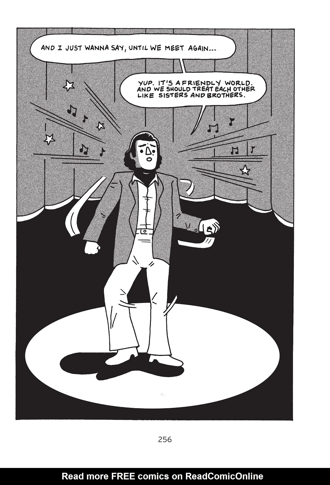 Read online Is This Guy For Real?: The Unbelievable Andy Kaufman comic -  Issue # TPB (Part 3) - 61