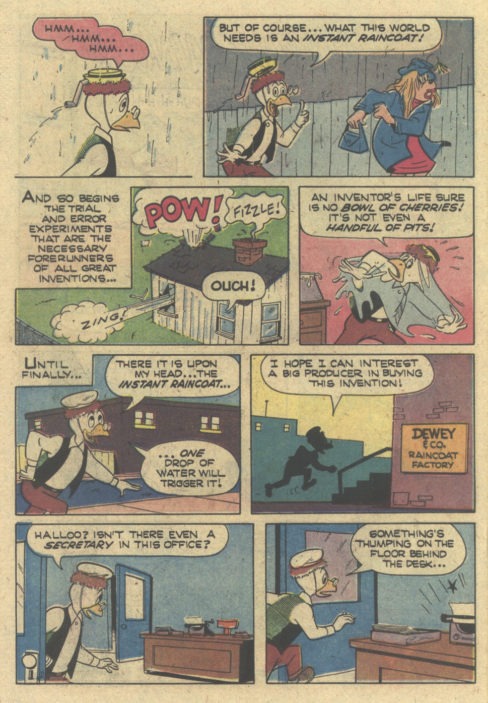 Read online Uncle Scrooge (1953) comic -  Issue #168 - 22