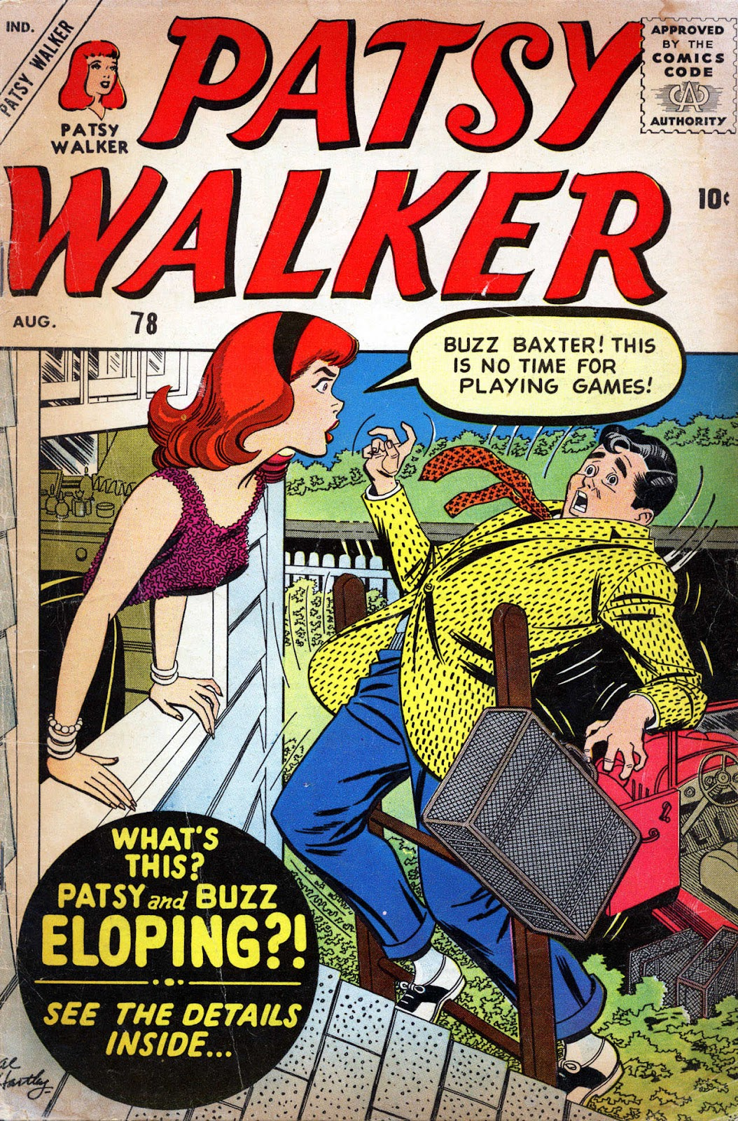Patsy Walker 78 Page 1