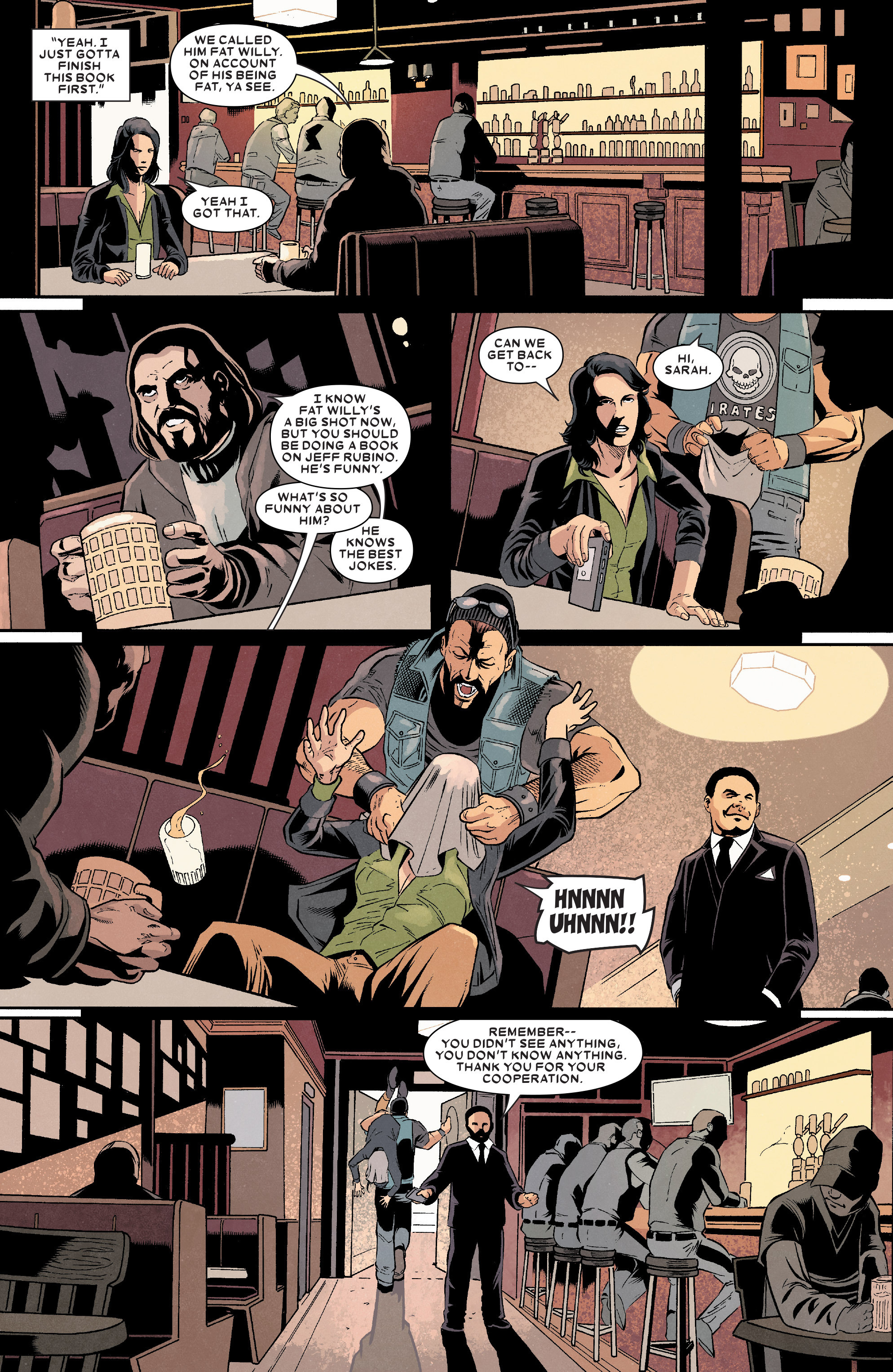 Read online Kingpin (2017) comic -  Issue #4 - 14