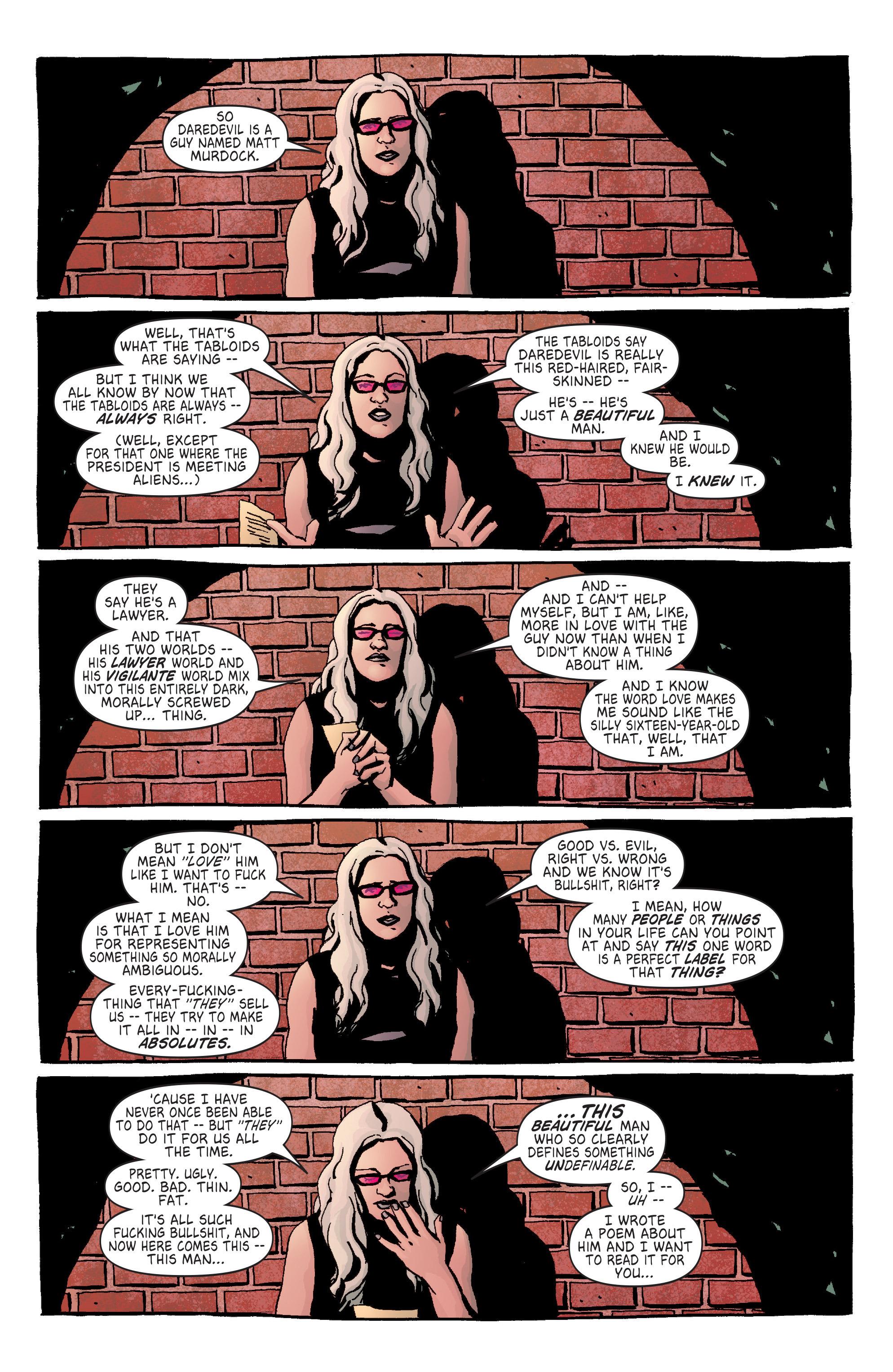 Read online Alias comic -  Issue #14 - 3