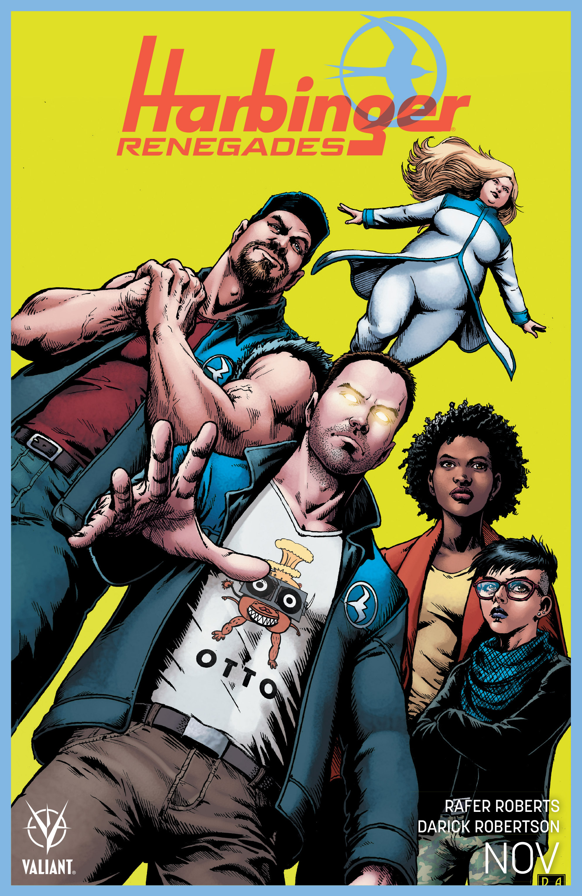 Read online A&A: The Adventures of Archer & Armstrong comic -  Issue #5 - 30