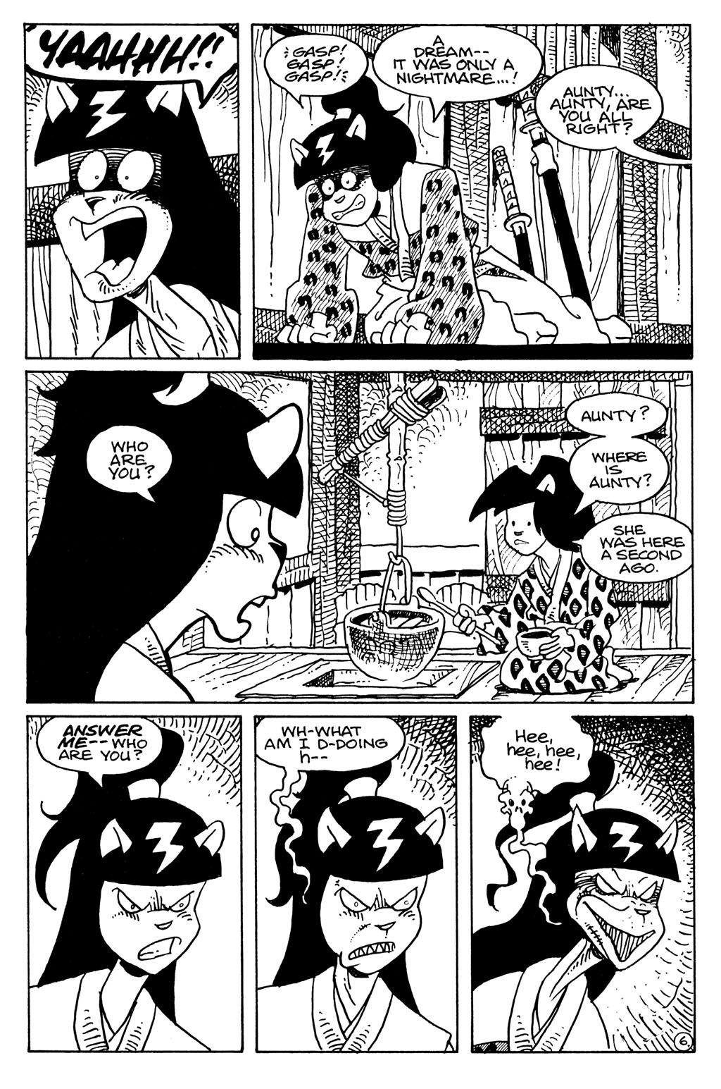 Usagi Yojimbo (1996) Issue #79 #79 - English 8