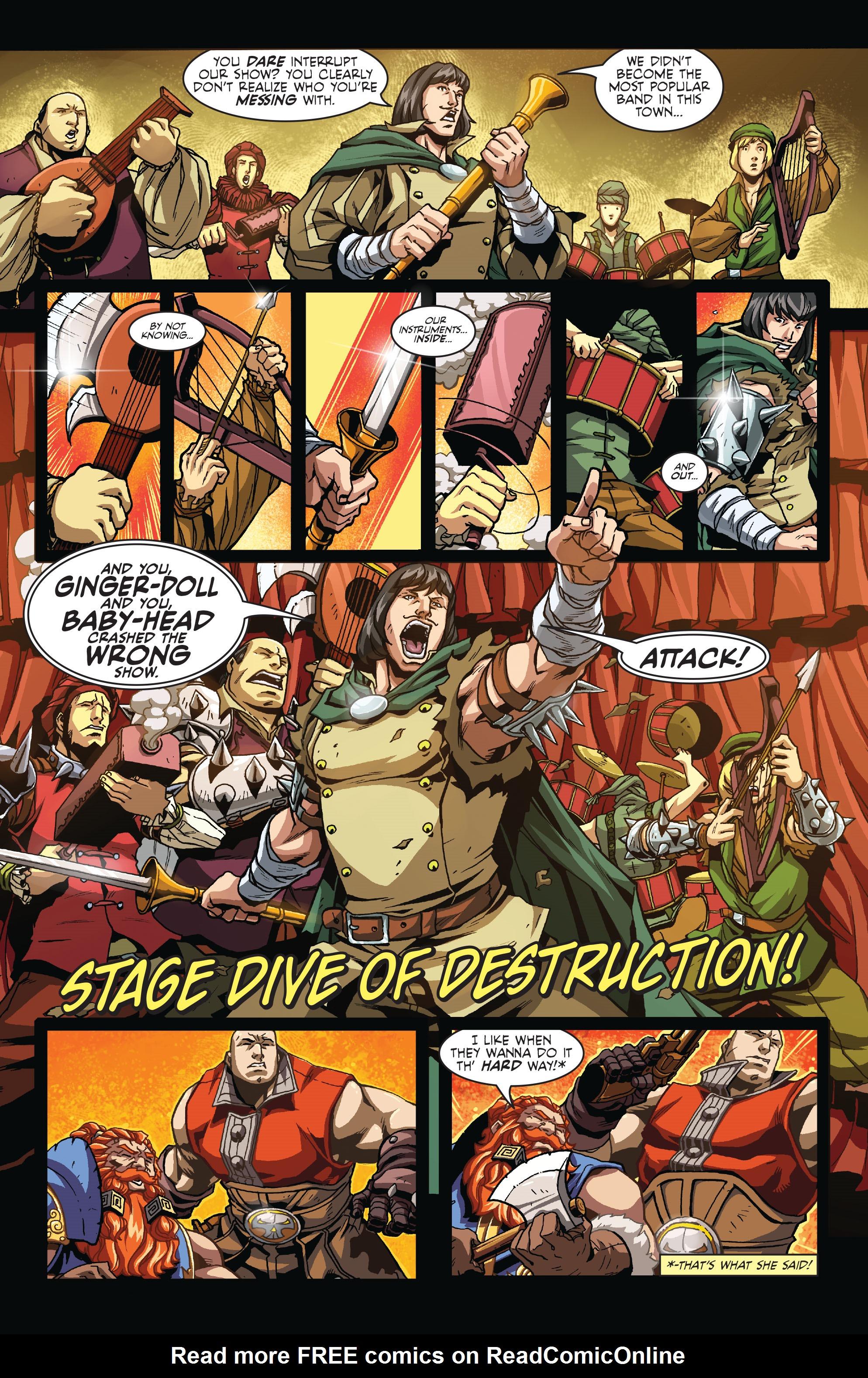 Read online Skullkickers comic -  Issue #12 - 5