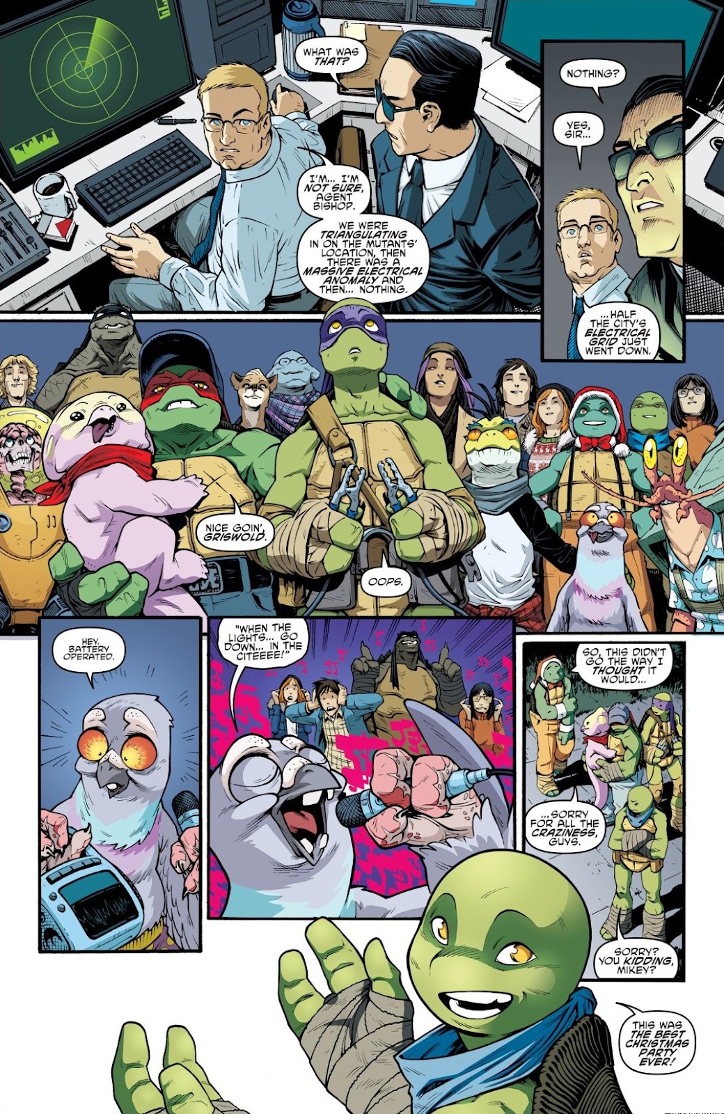 Read online Teenage Mutant Ninja Turtles: The IDW Collection comic -  Issue # TPB 8 (Part 3) - 43