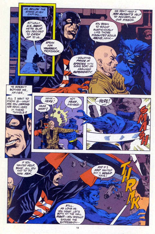 Avengers West Coast (1989) 101 Page 13