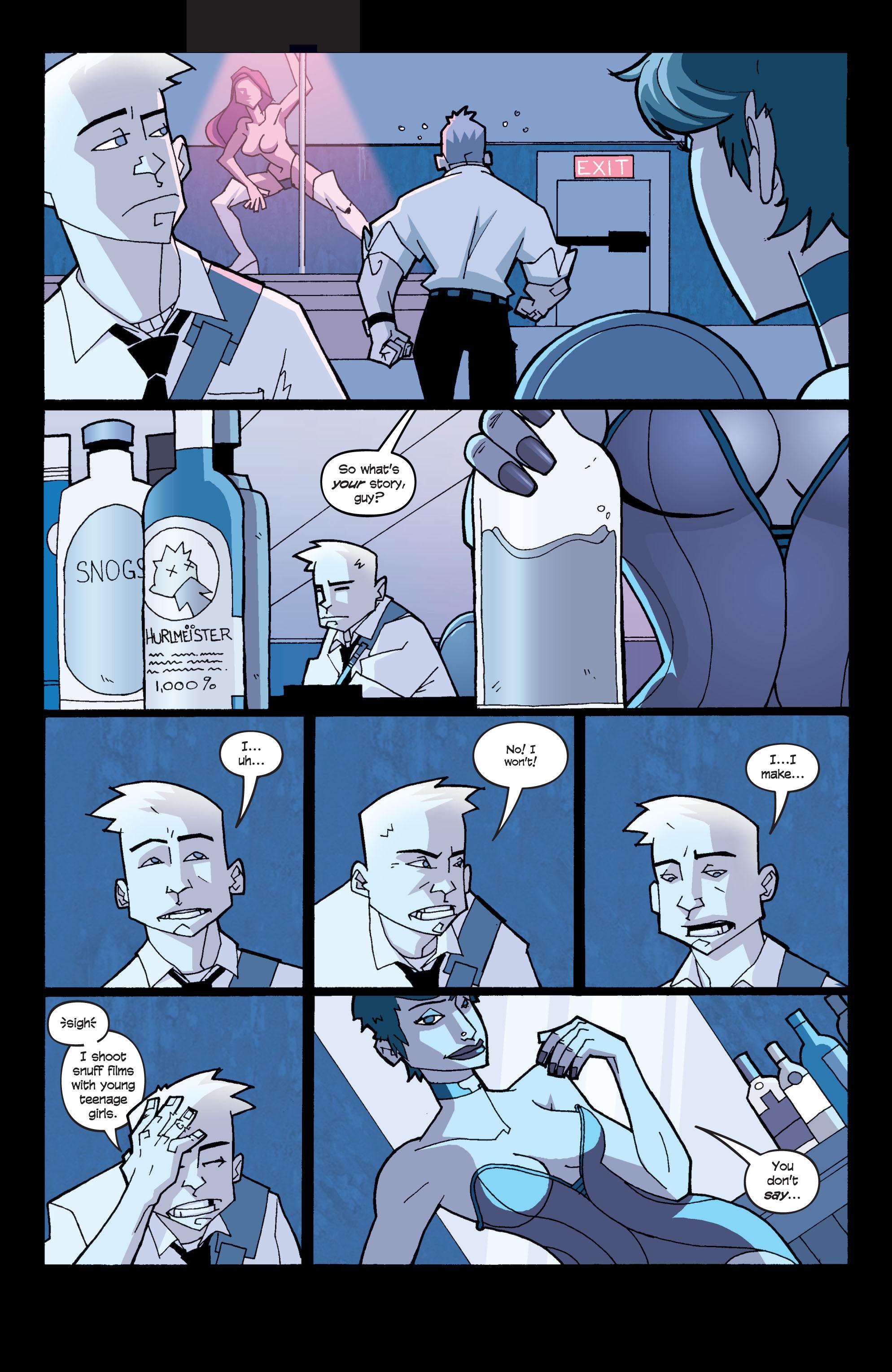 Read online Killer Of Demons comic -  Issue #1 - 6