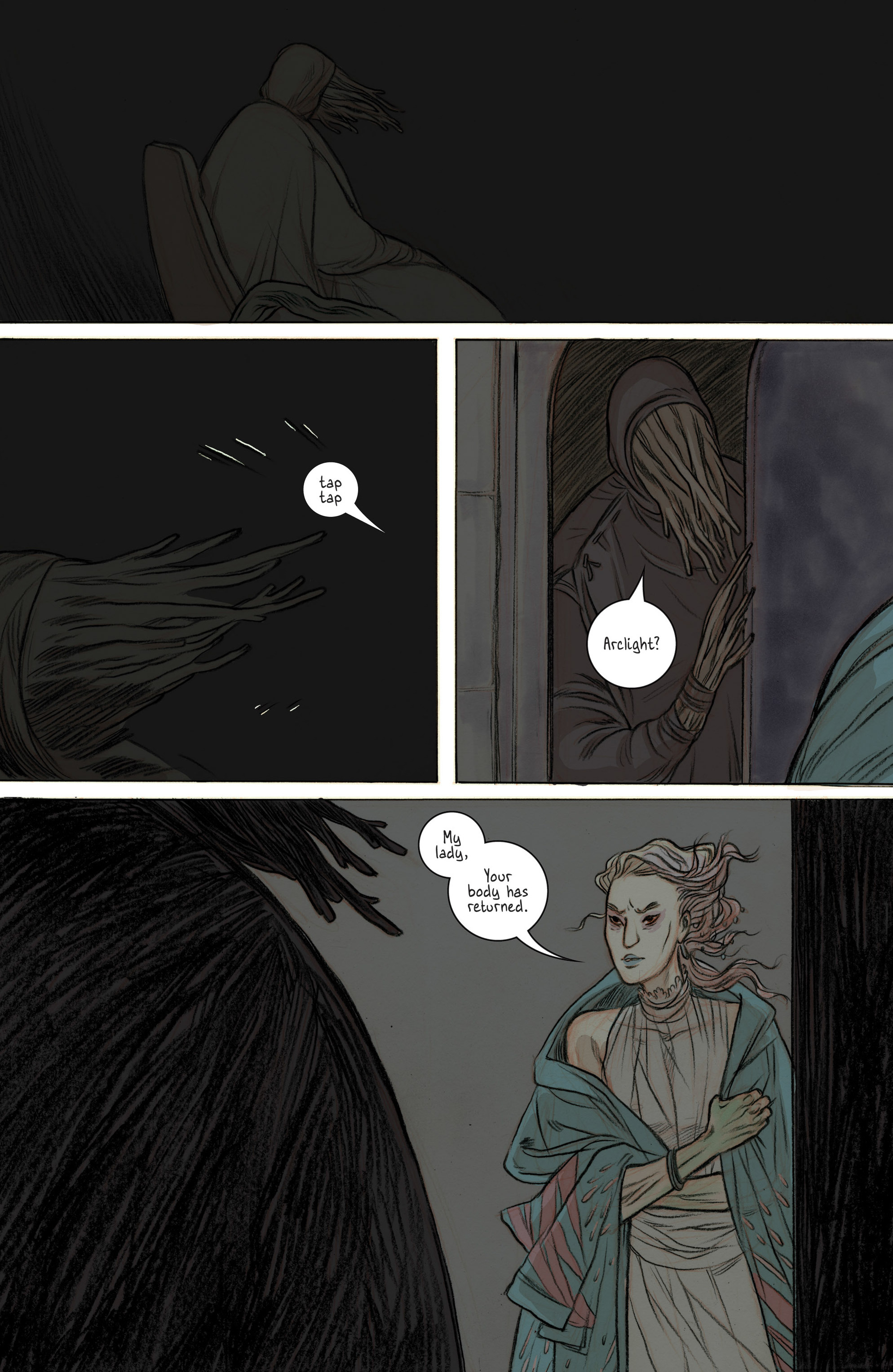 Read online 8House comic -  Issue #1 - 23