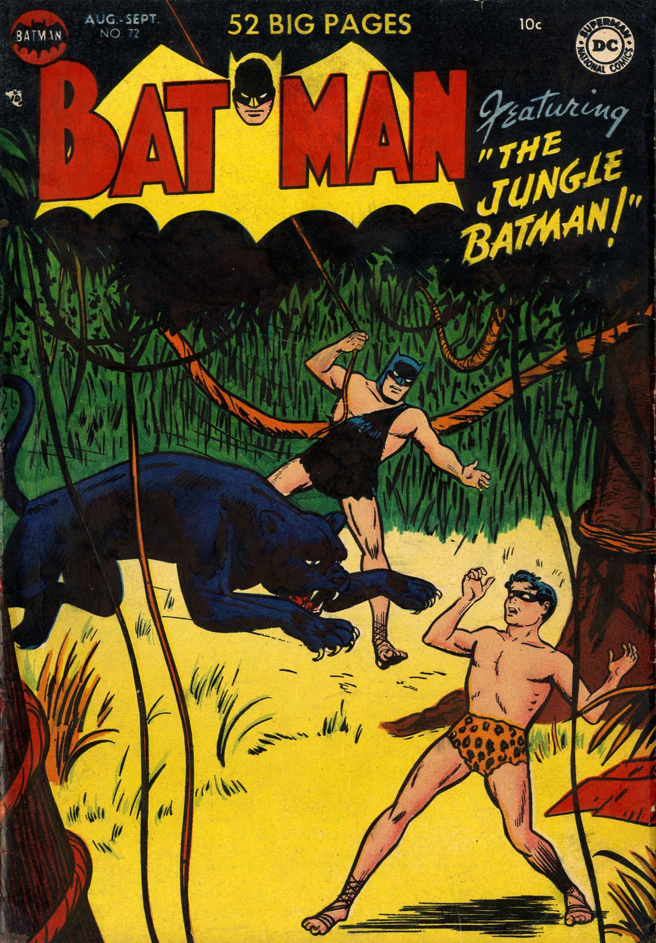 Batman (1940) 72 Page 1