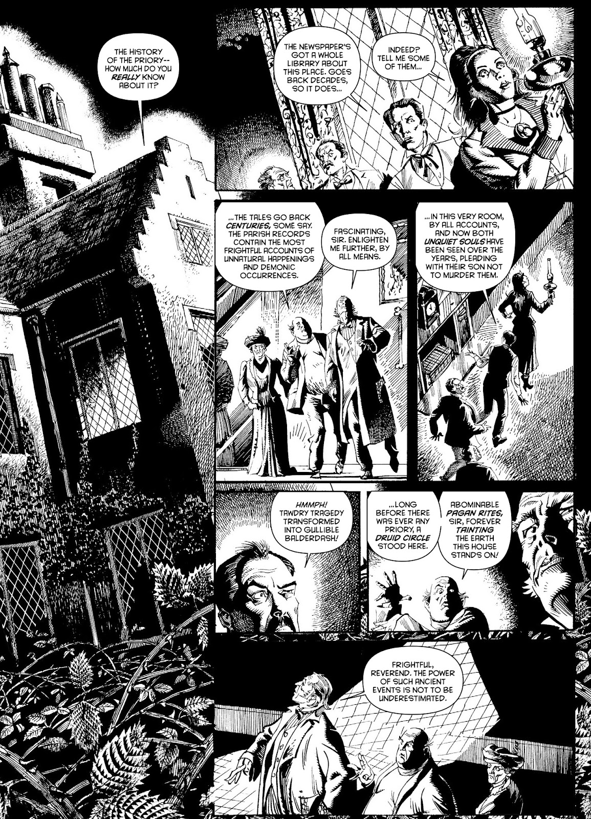 Judge Dredd Megazine (Vol. 5) issue 427 - Page 89